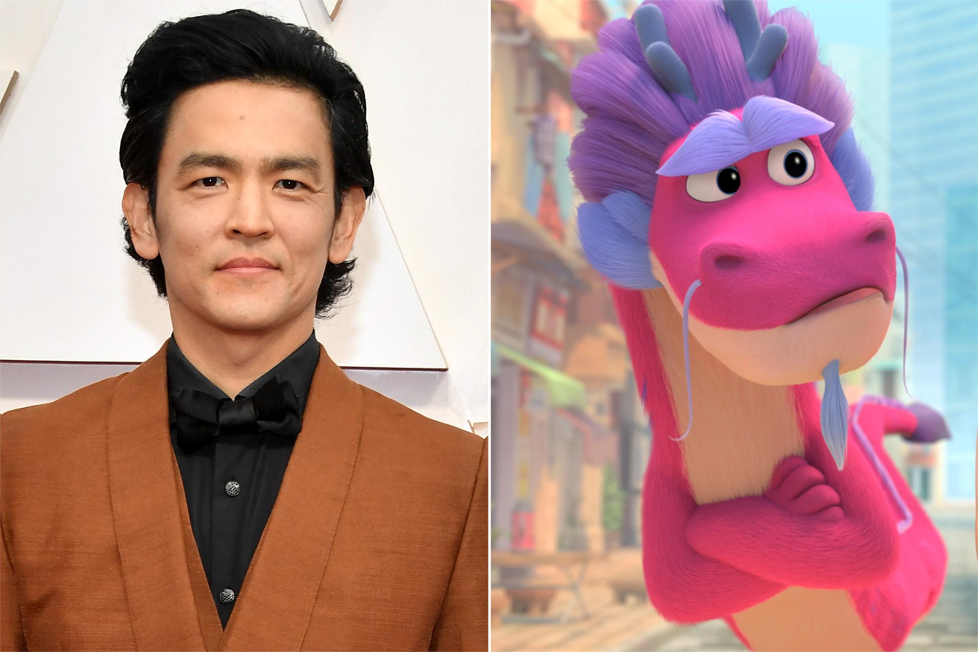 John Cho, Wish Dragon