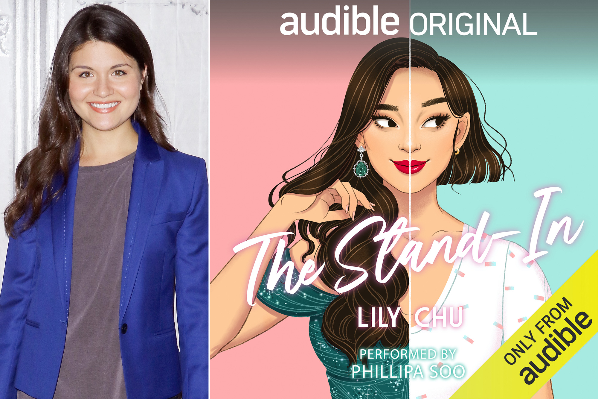 Phillipa Soo, The Stand In