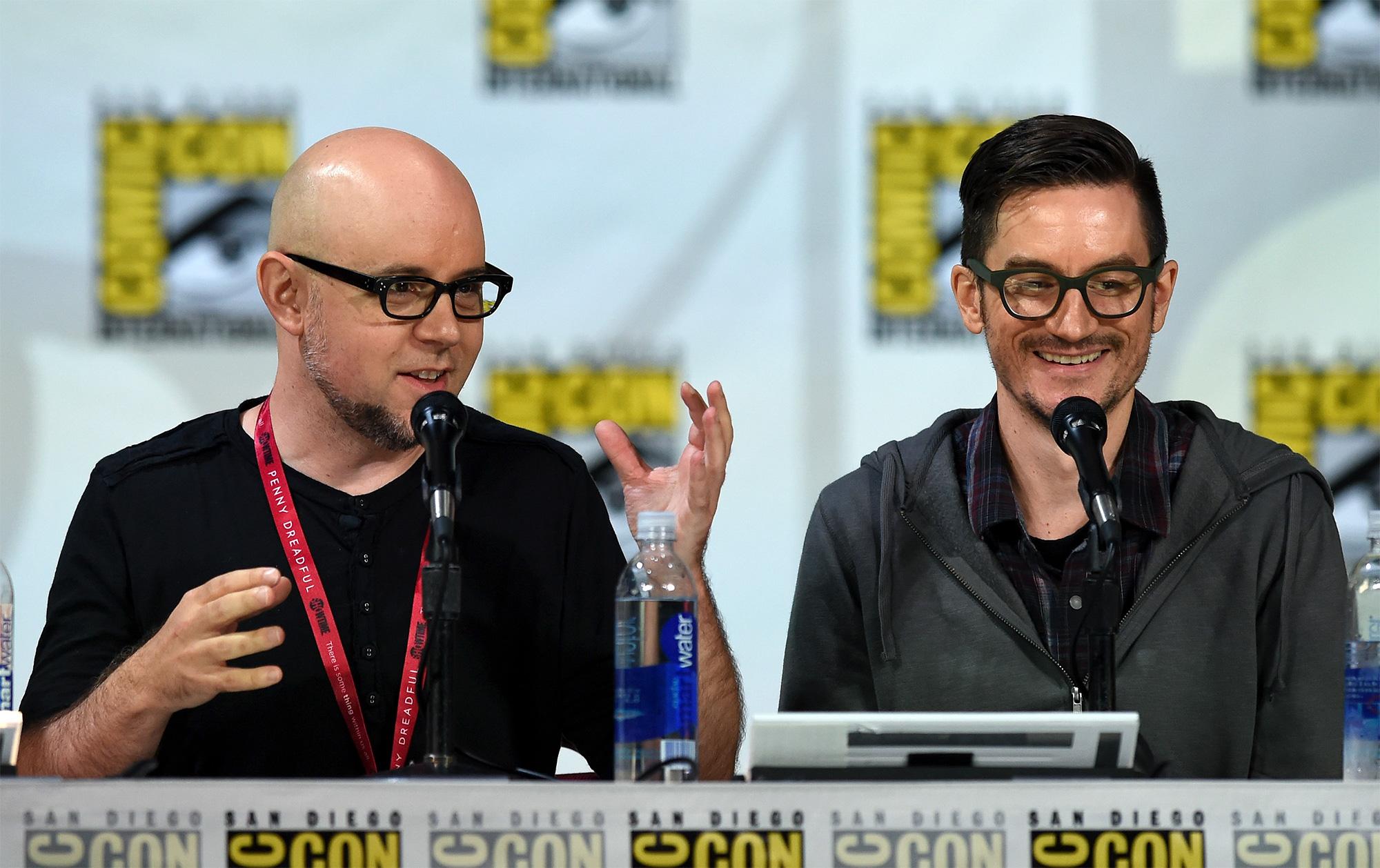 Michael Dante DiMartino and Bryan Konietzko, Avatar: The Last Airbender