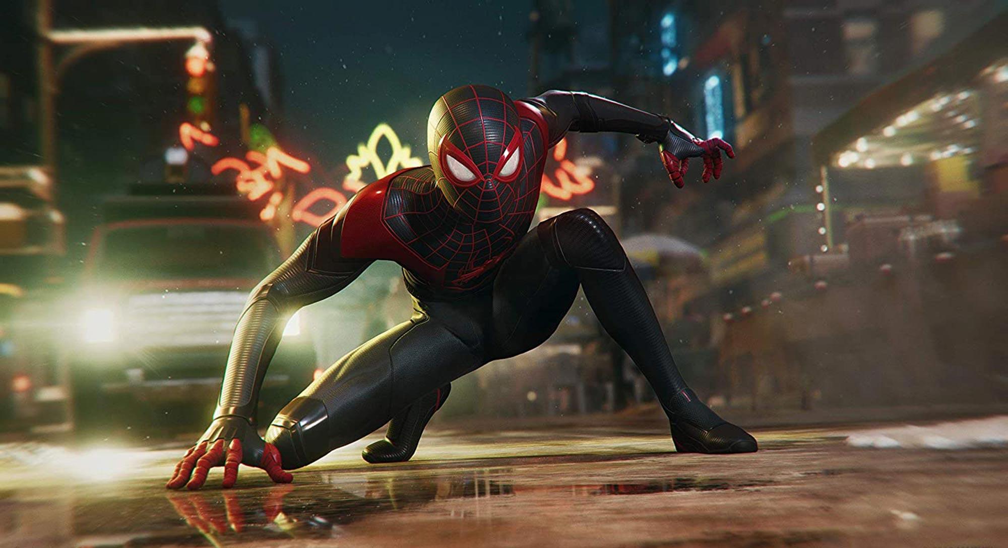 Marvel's Spider-Man Miles Morales,