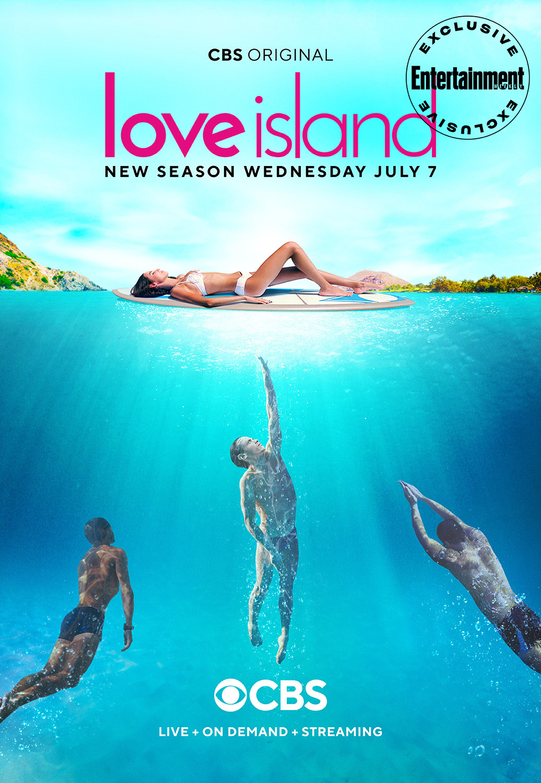 Big Brother & Love Island key art