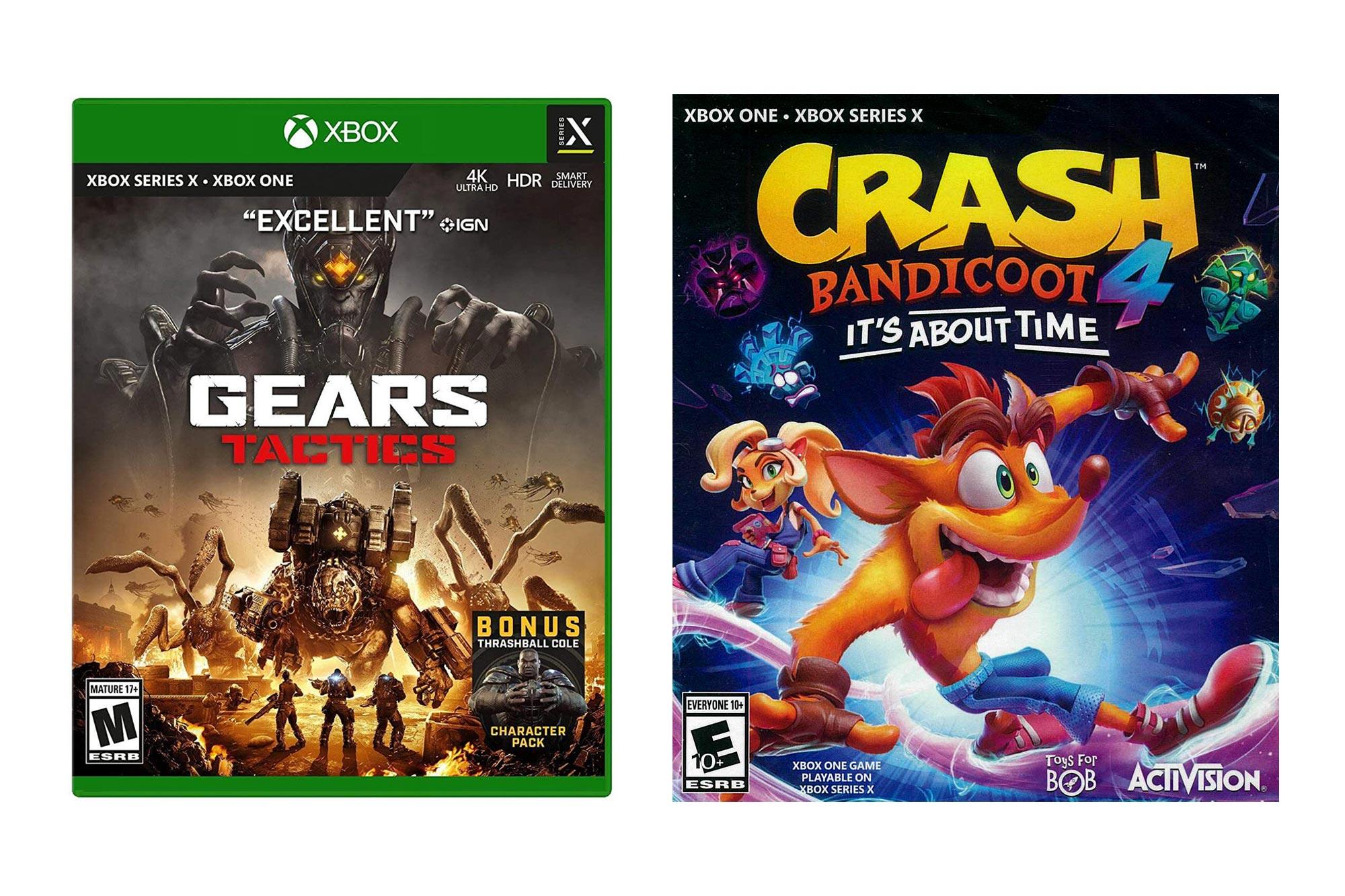 xbox gaming deals