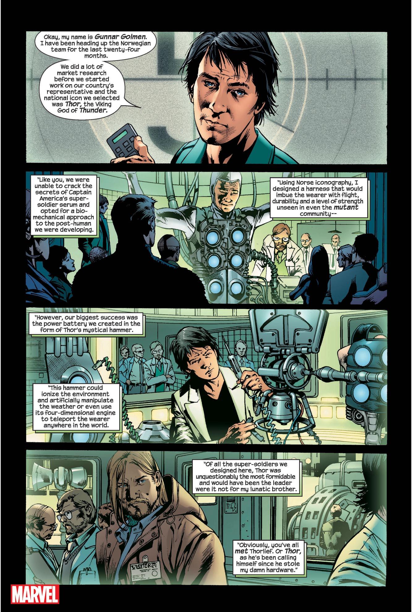 Loki comics