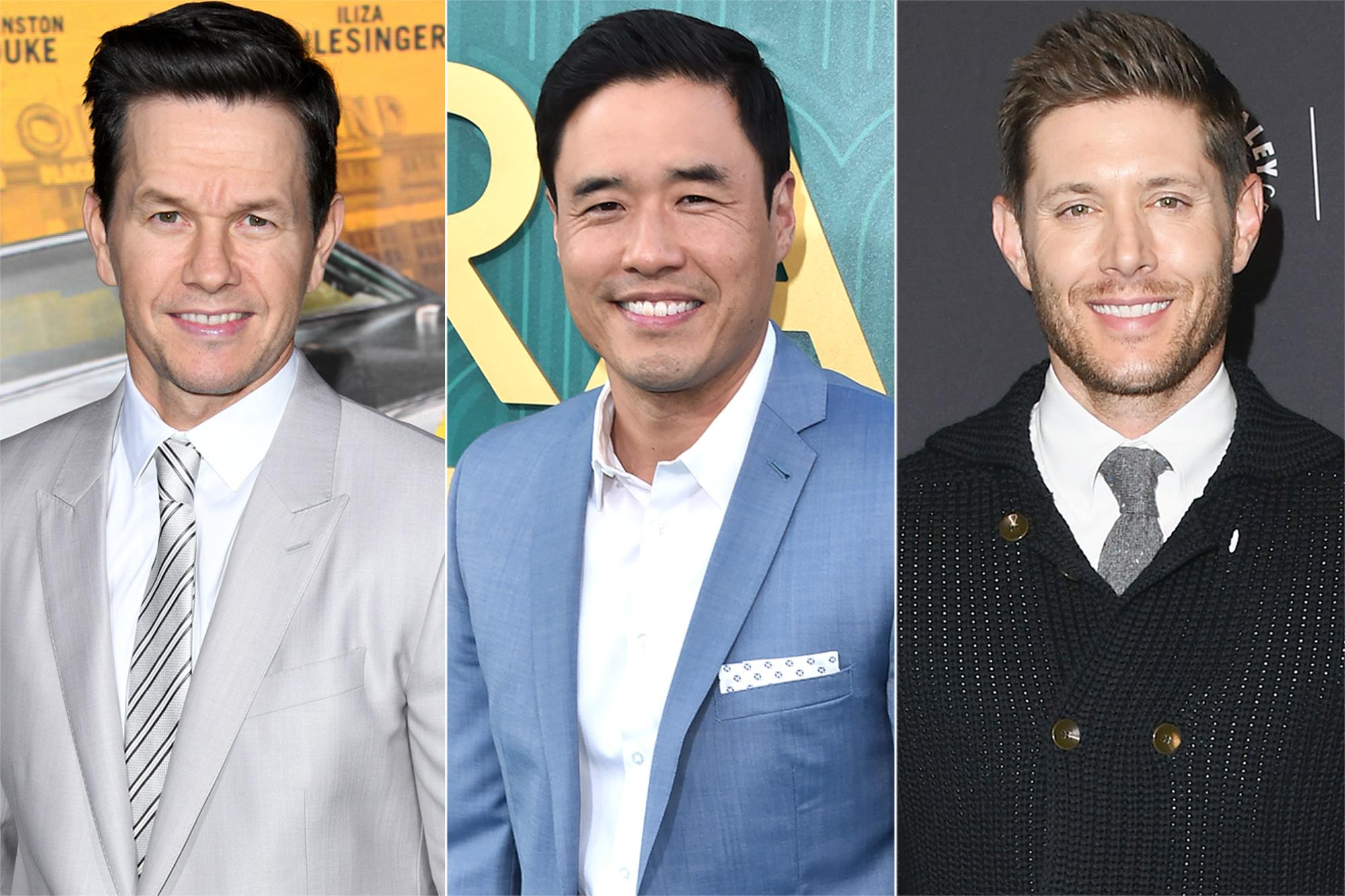 Mark Wahlberg, Randall Park, Jensen Ackles