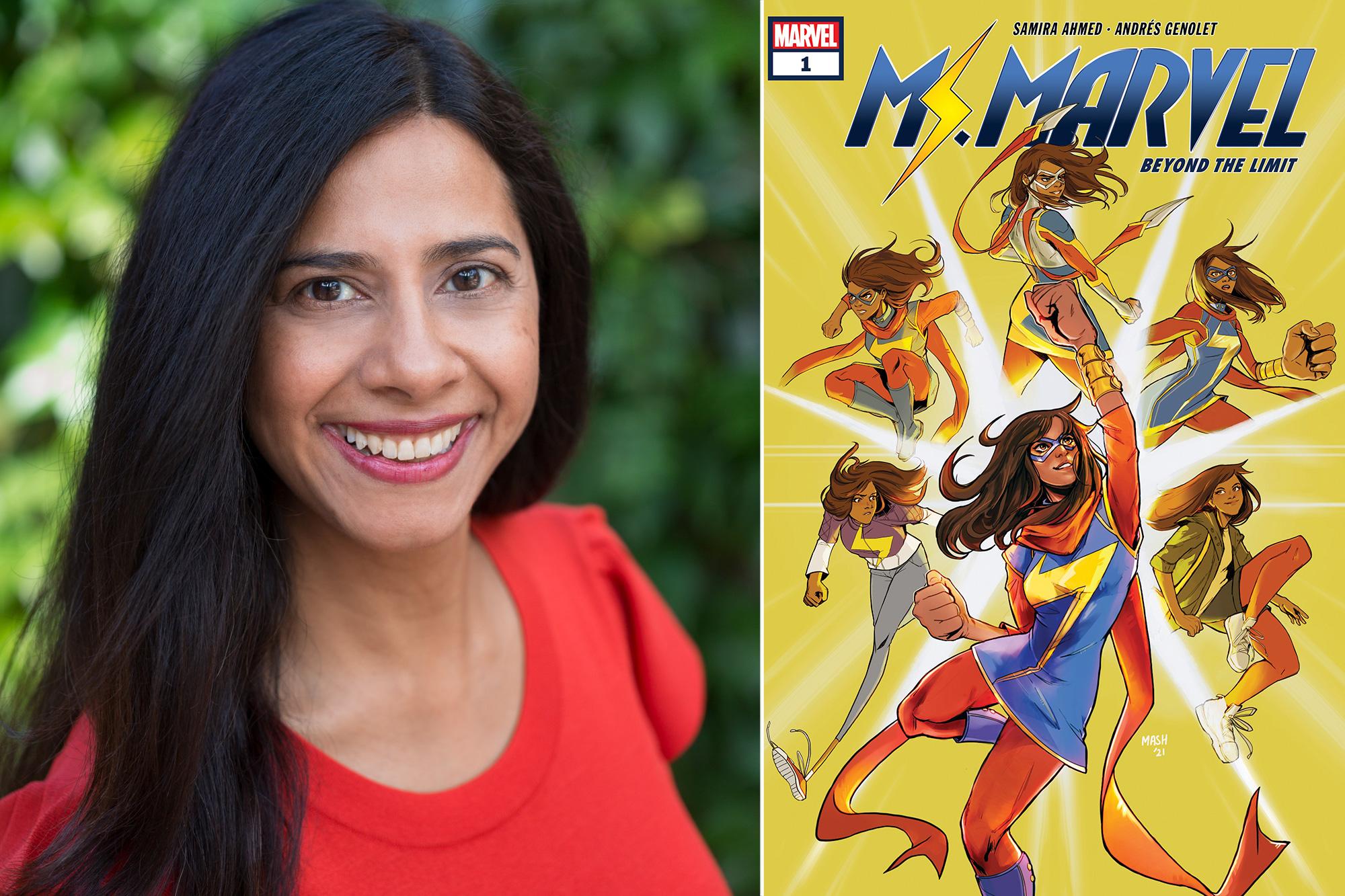 Samira Ahmed, Ms Marvel