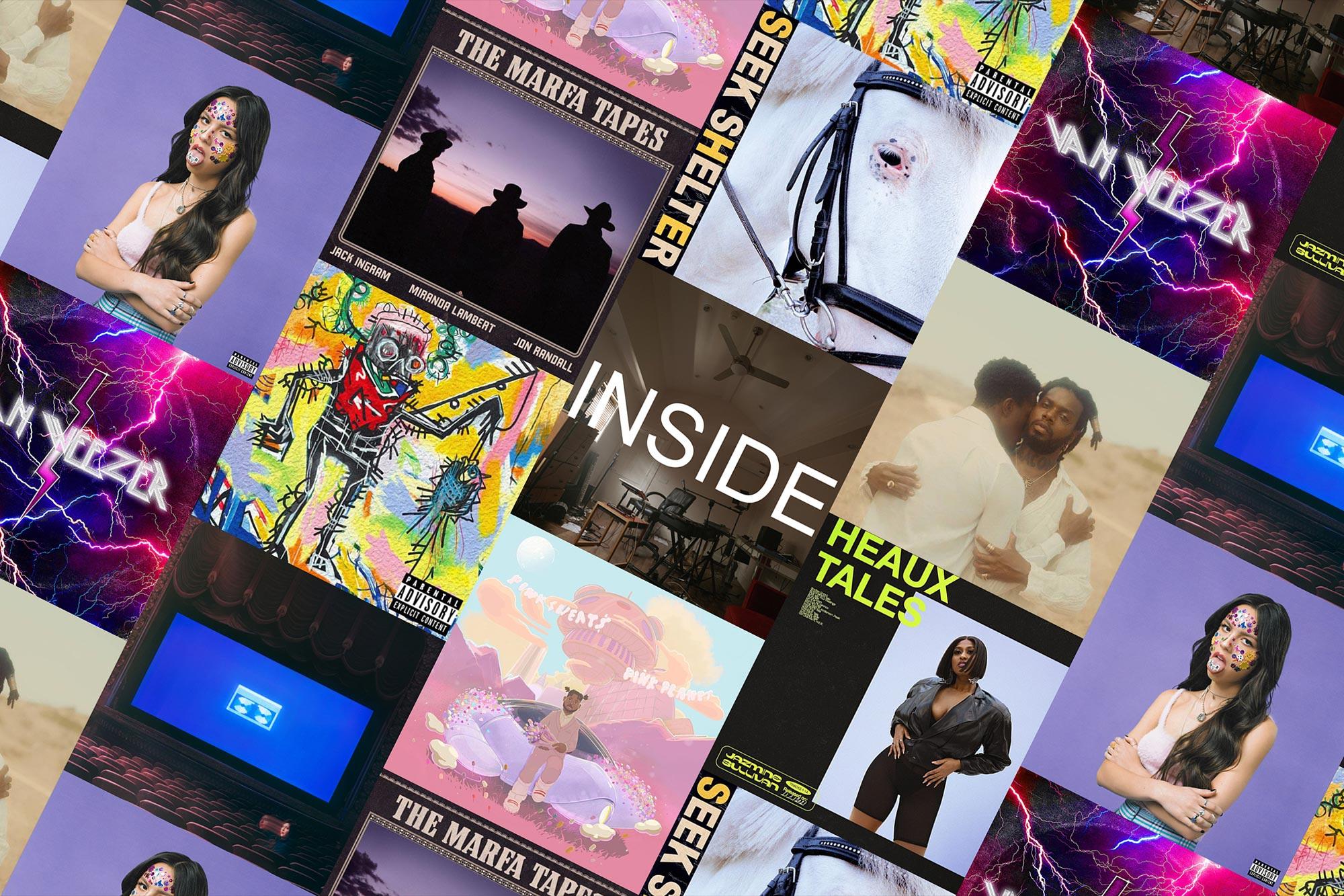 Best Albums of 2021 so far