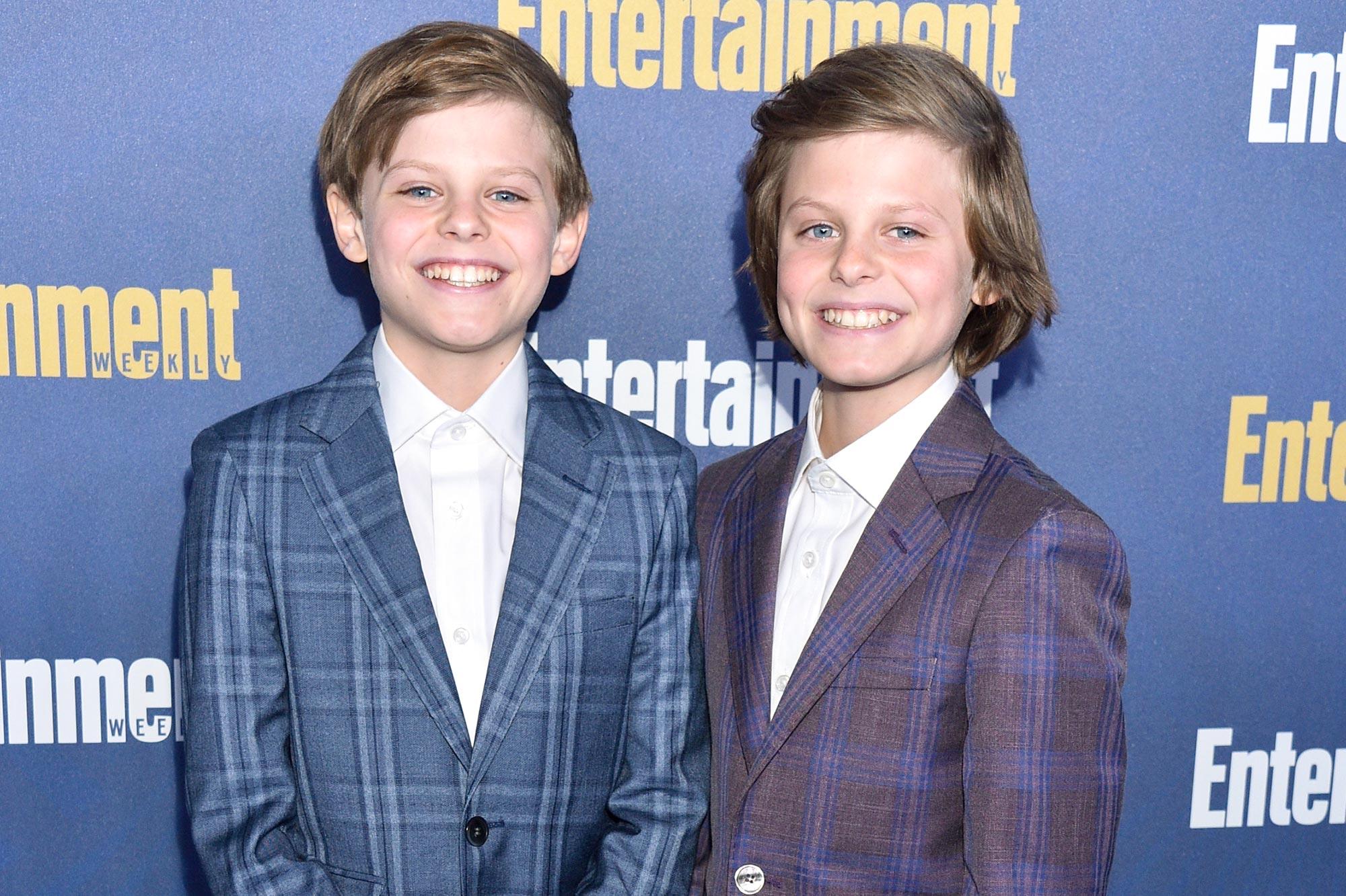 Nicholas Crovetti and Cameron Crovetti