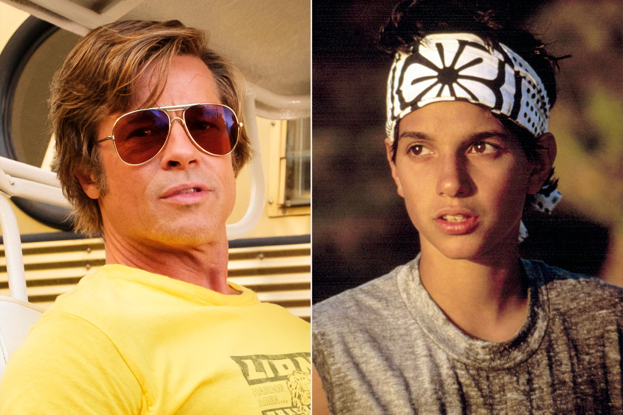 Once Upon a Time in Hollywood; The Karate Kid