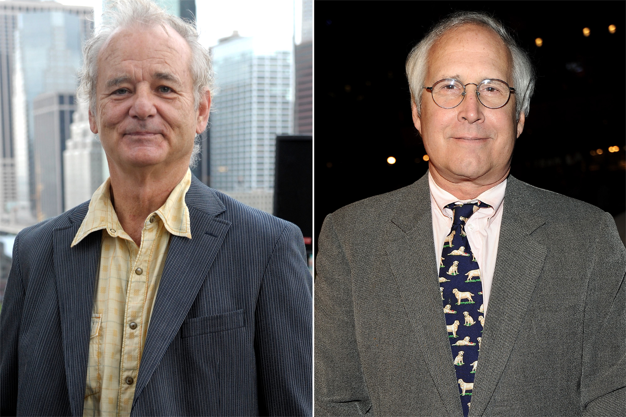 Bill Murray, Chevy Chase