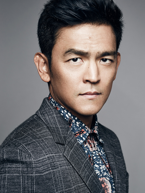 Actor-turned-author John Cho