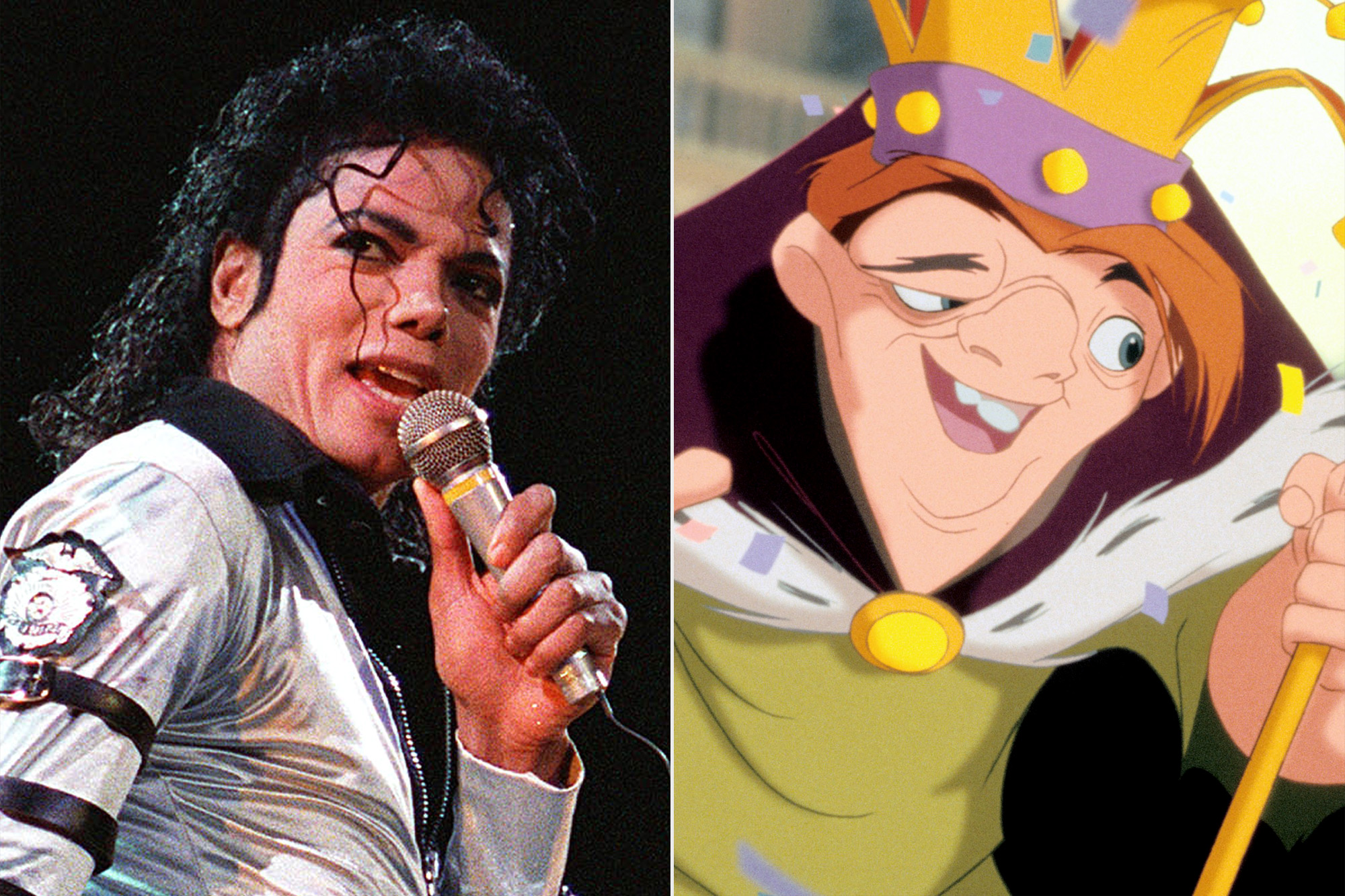 Michael Jackson wanted to be a part of 'Hunchback of Notre Dame