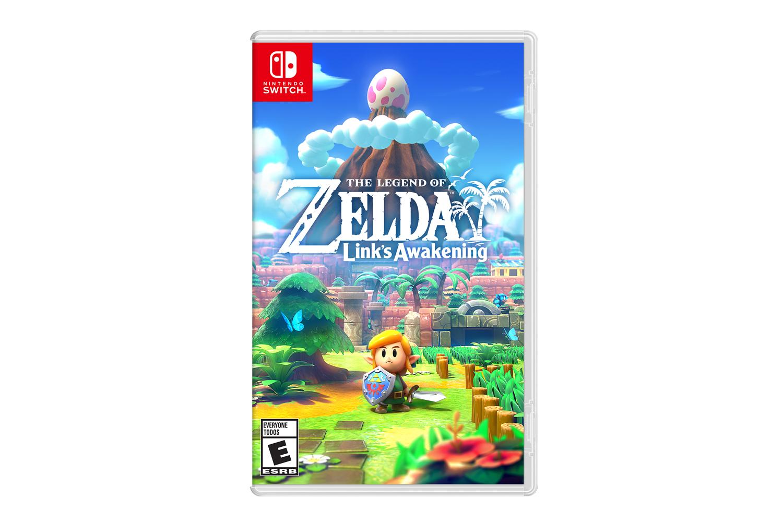 Nintendo of America The Legend of Zelda: Link's Awakening