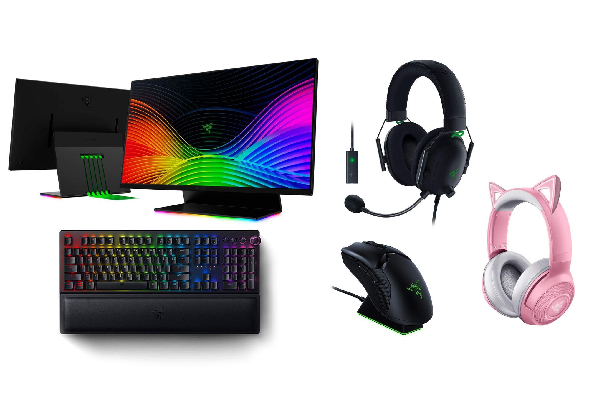 Amazon Prime Day Razer deals for gamers