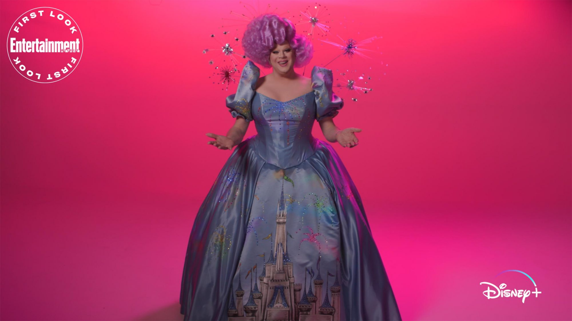 Nina West stars in the queer Disney+ special 'This is Me: Pride Celebration Spectacular.'
