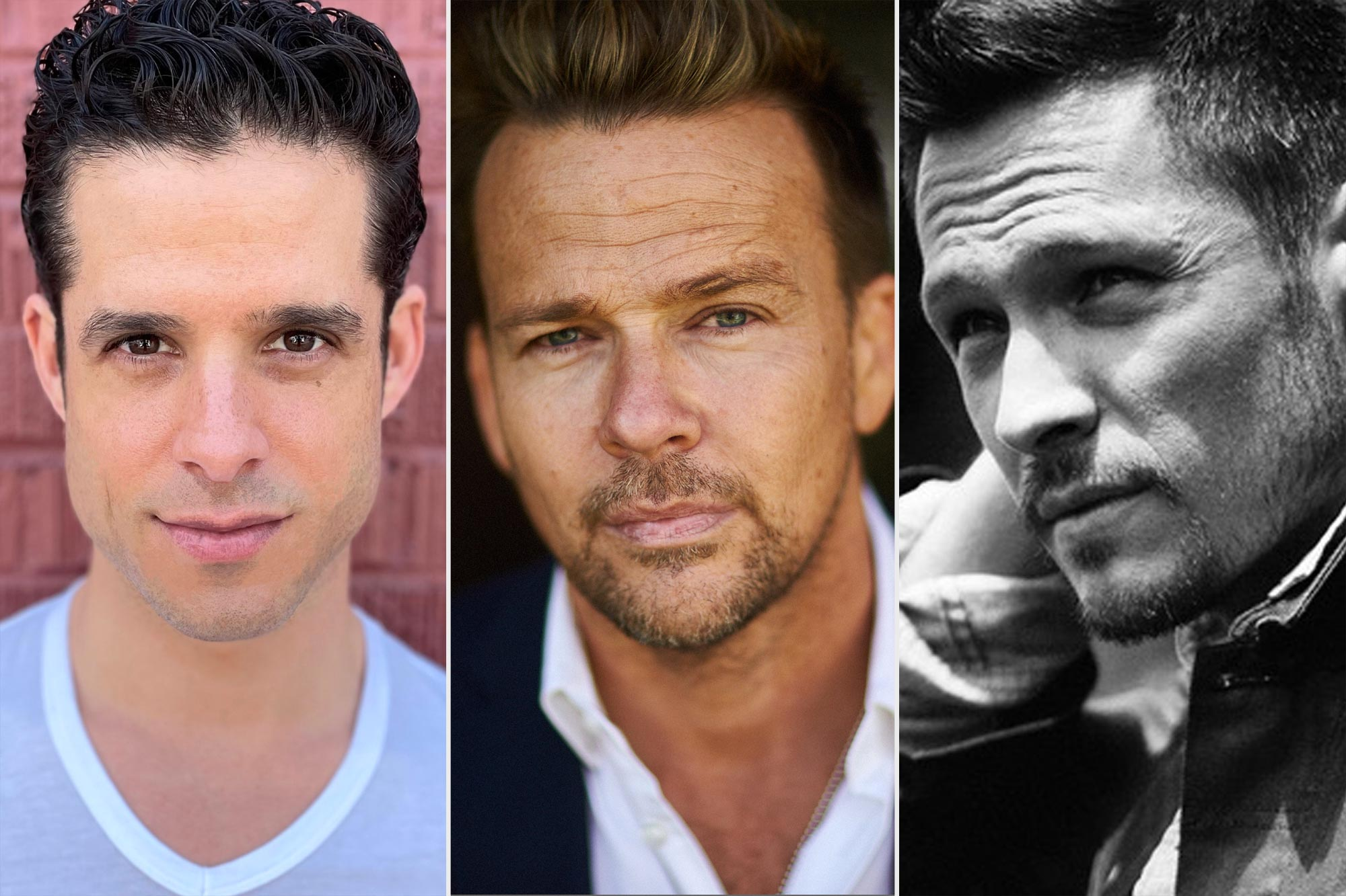 The Boys Casting Miles Gaston Villanueva, Sean Patrick Flanery; Nick Wechsler