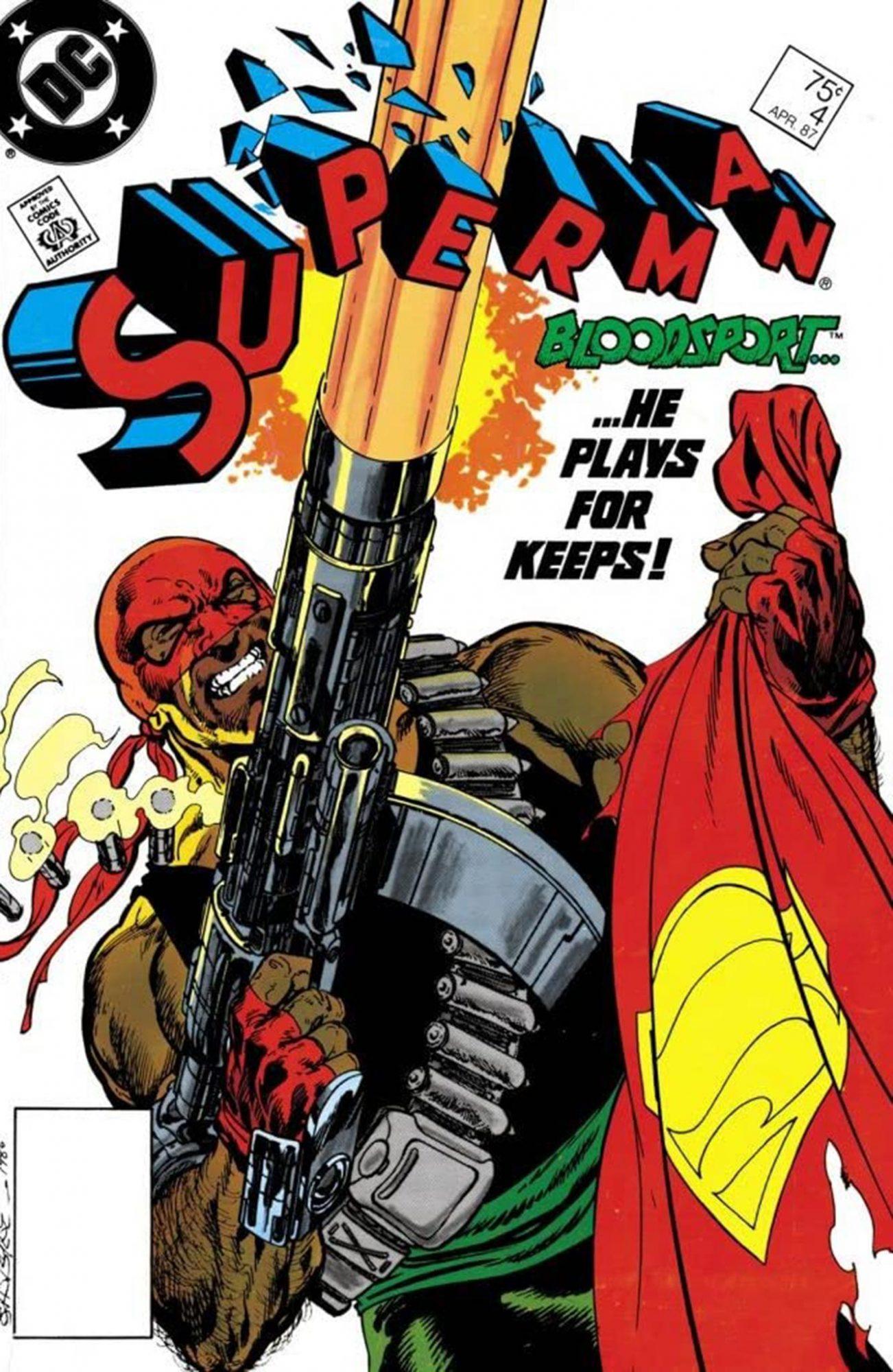 Superman (1987-2006) #4cr: DC Comics
