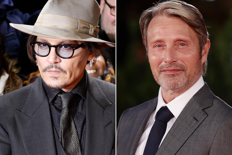 Johnny Depp Mads Mikkelson