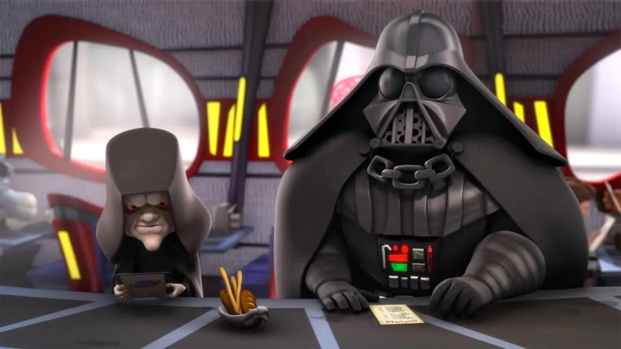 Star Wars Detours
