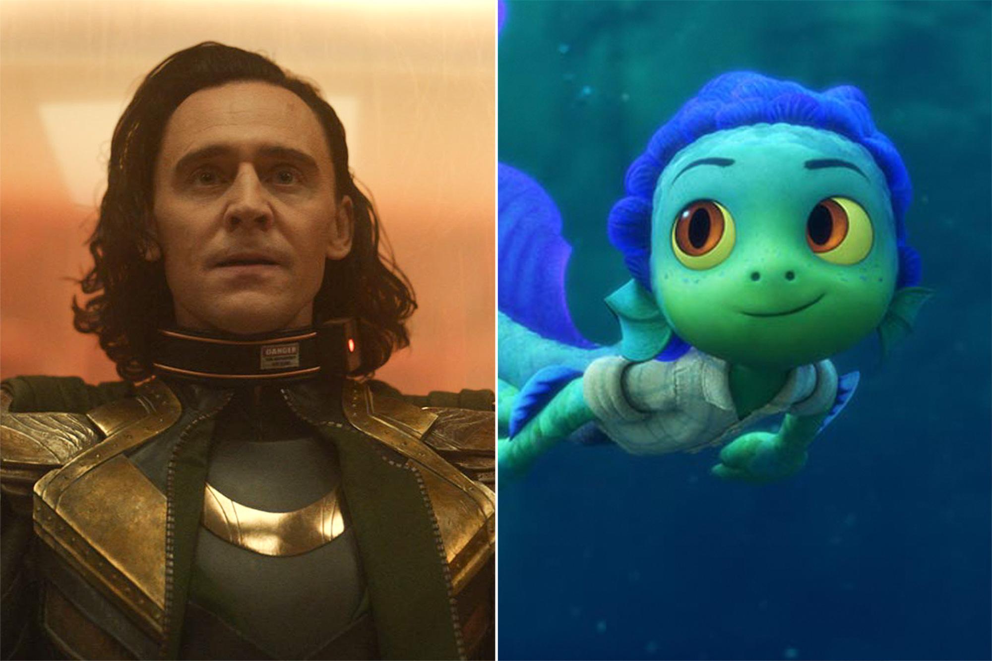 Loki, Luca