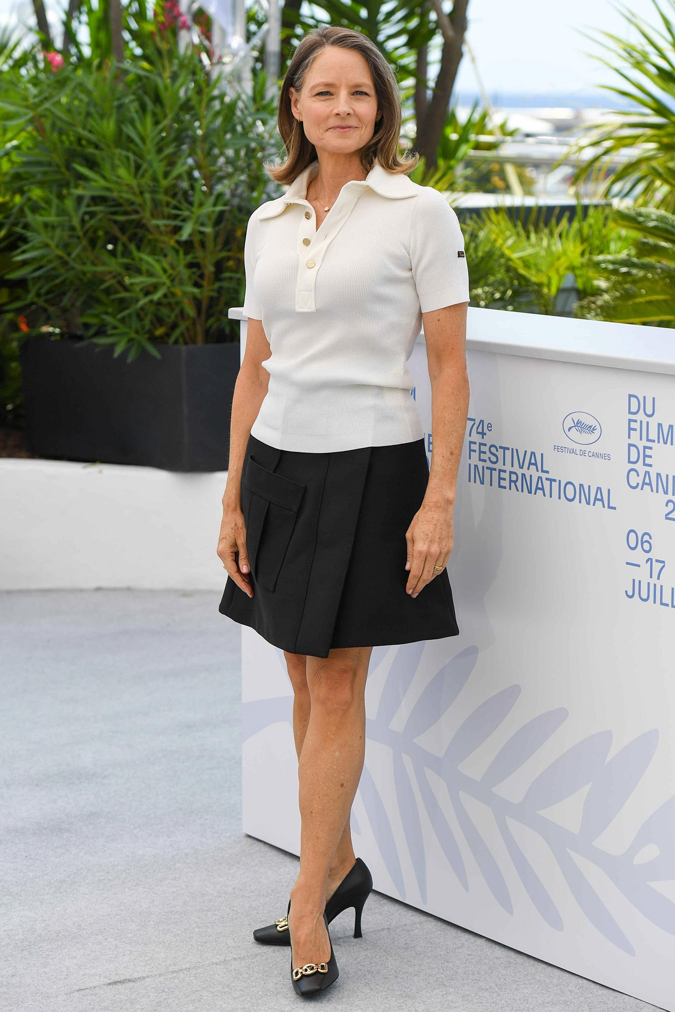 Cannes 2021 Red Carpet - Jodie Foster