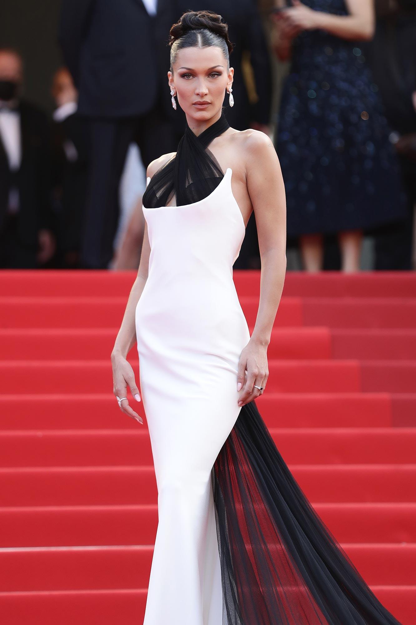Cannes 2021 Red Carpet - Bella Hadid