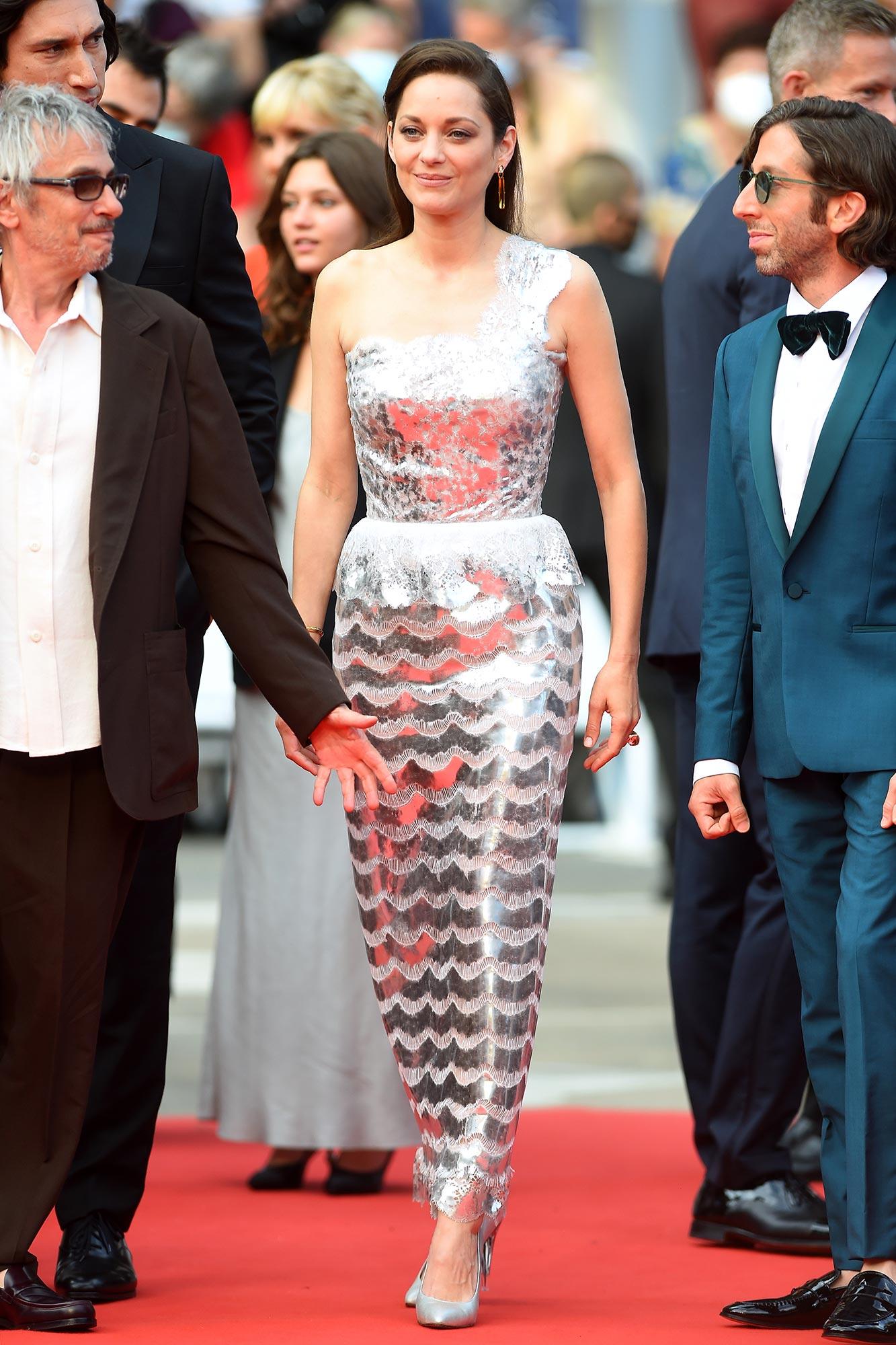 Cannes 2021 Red Carpet Marion Cotillard