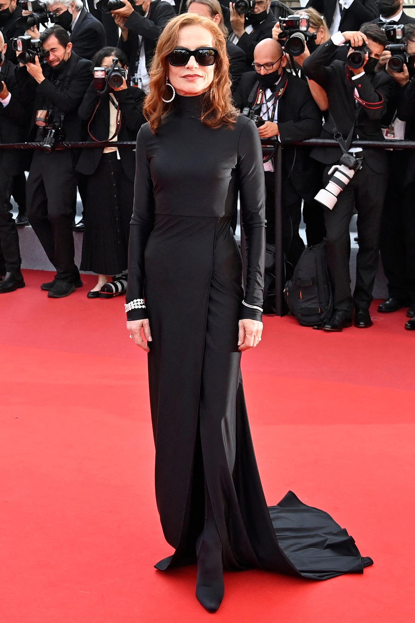 2021 Cannes Film Festival - Isabelle Huppert