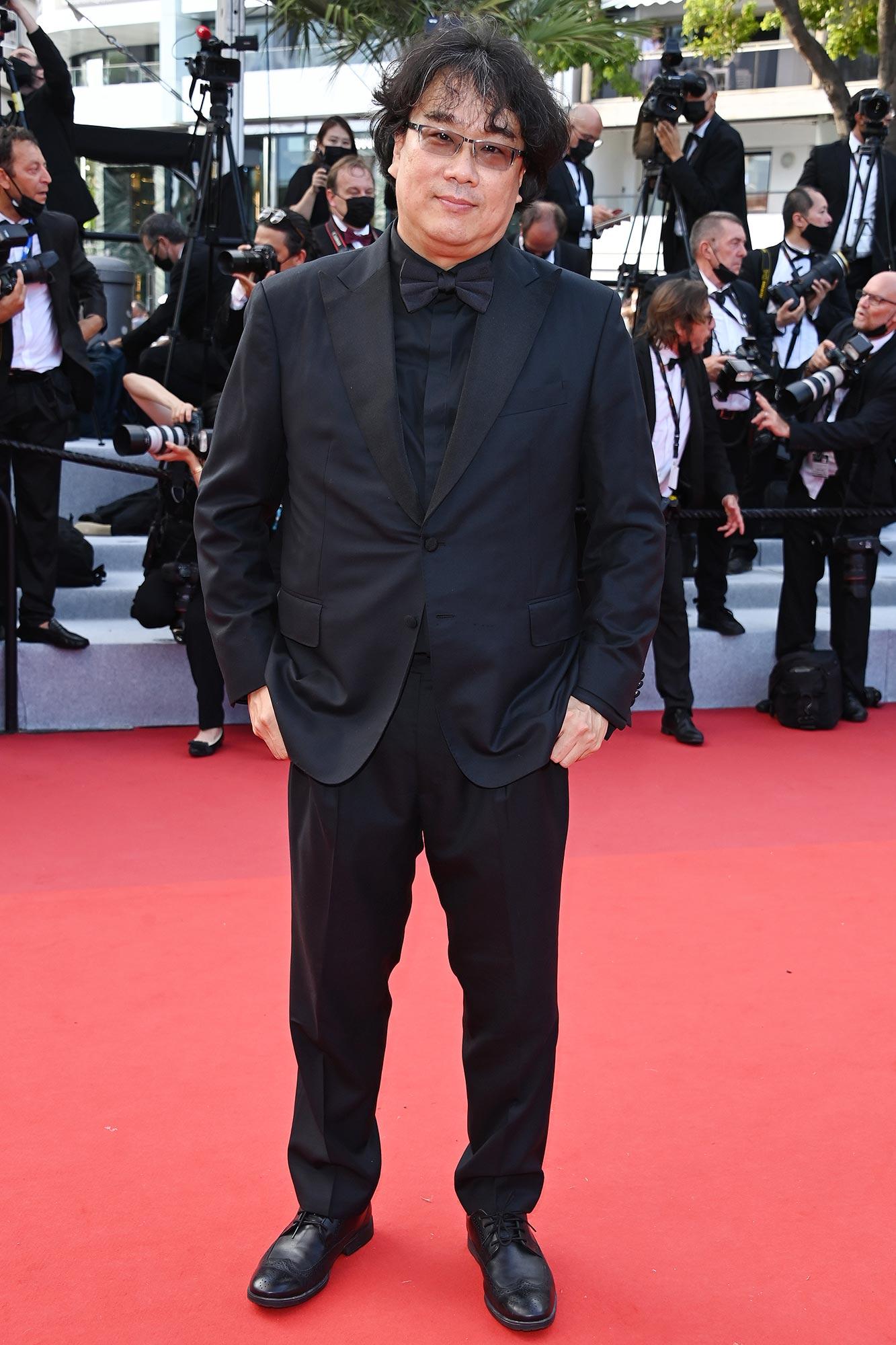 2021 Cannes Film Festival Bong Joon-ho