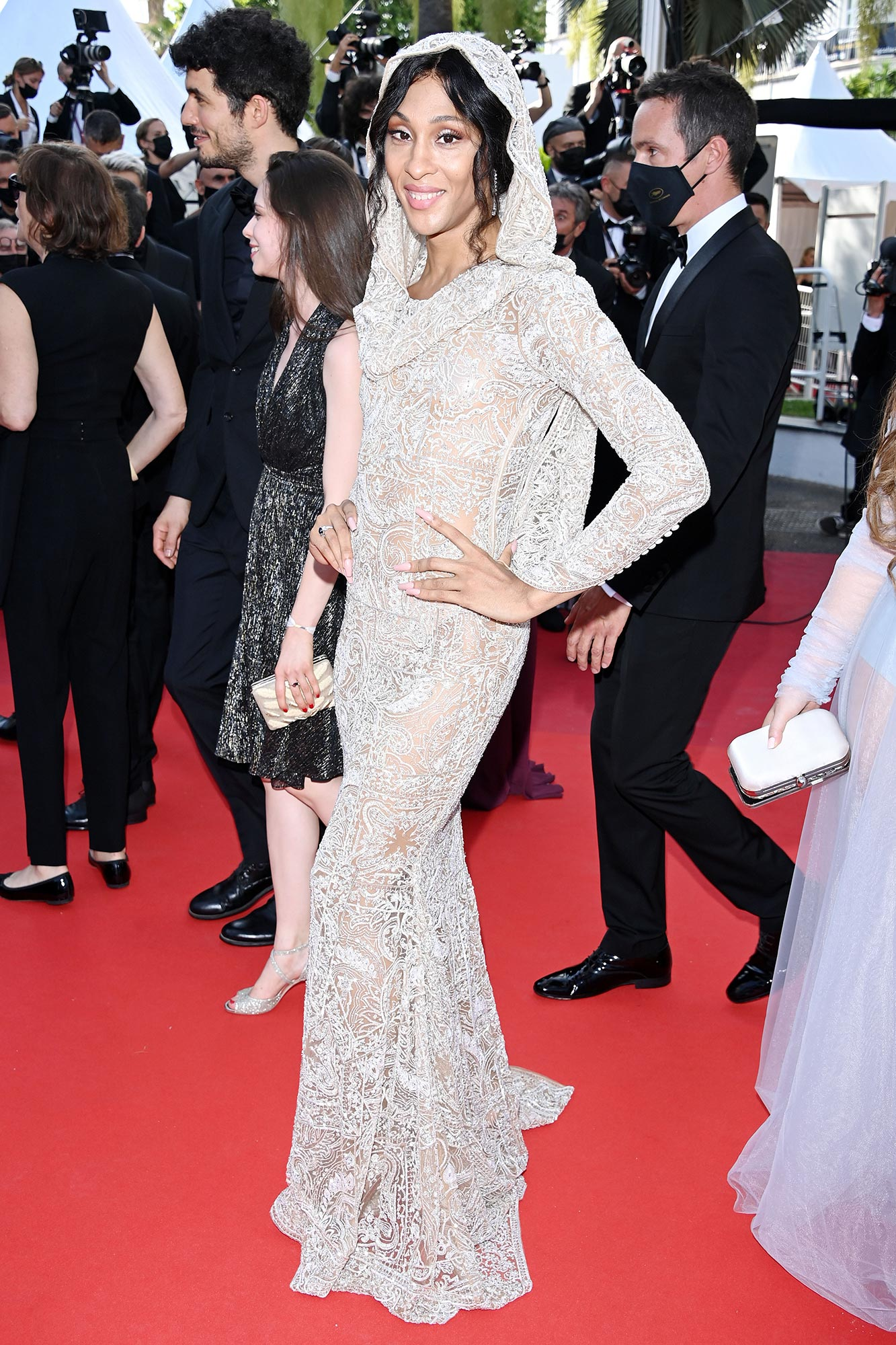 2021 Cannes Film Festival Mj Rodriguez