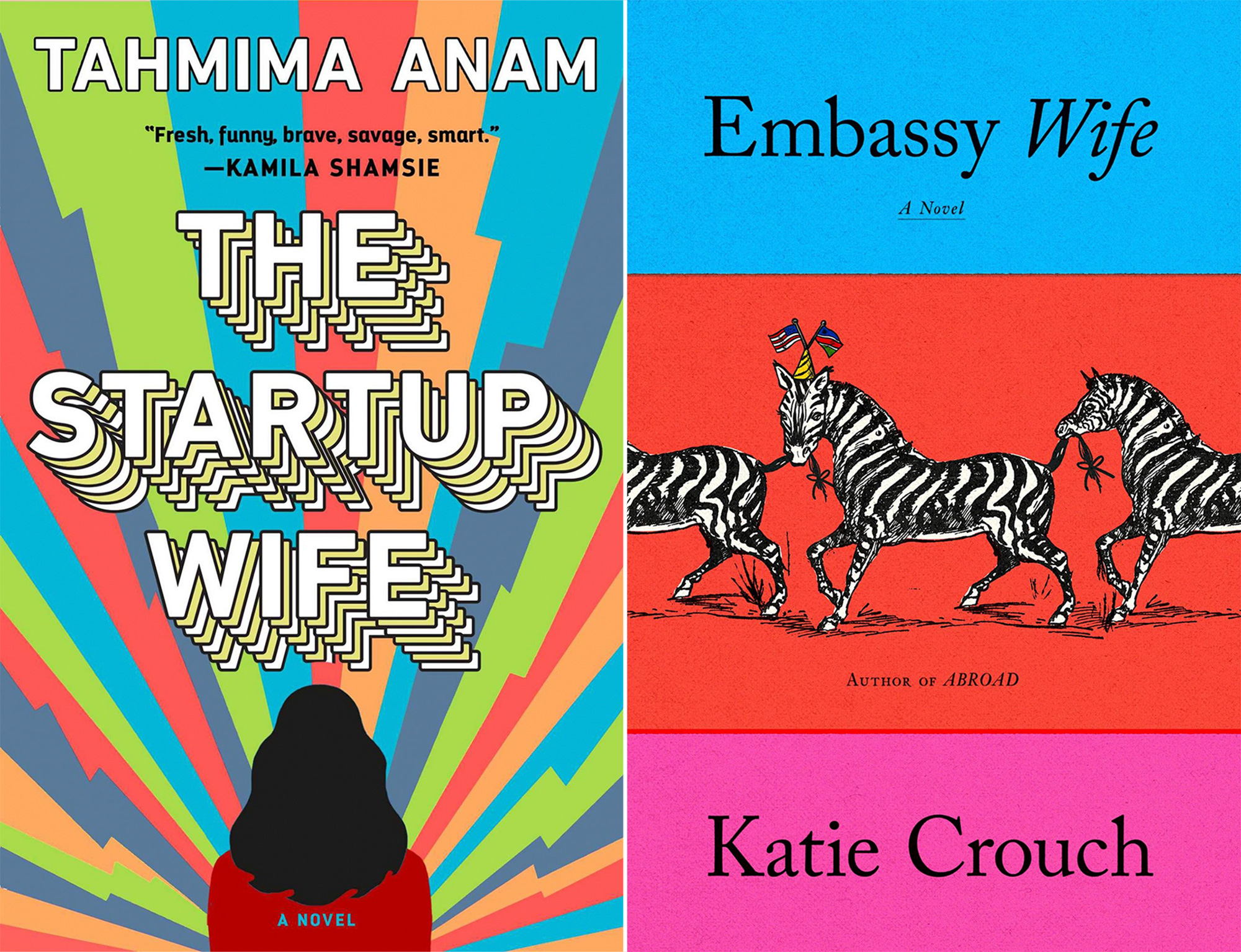 The Startup Wife, Embassy Wife