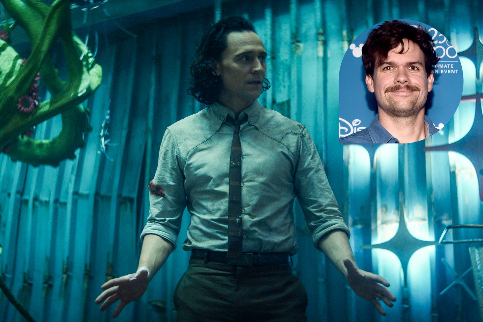 Loki; Michael Waldron