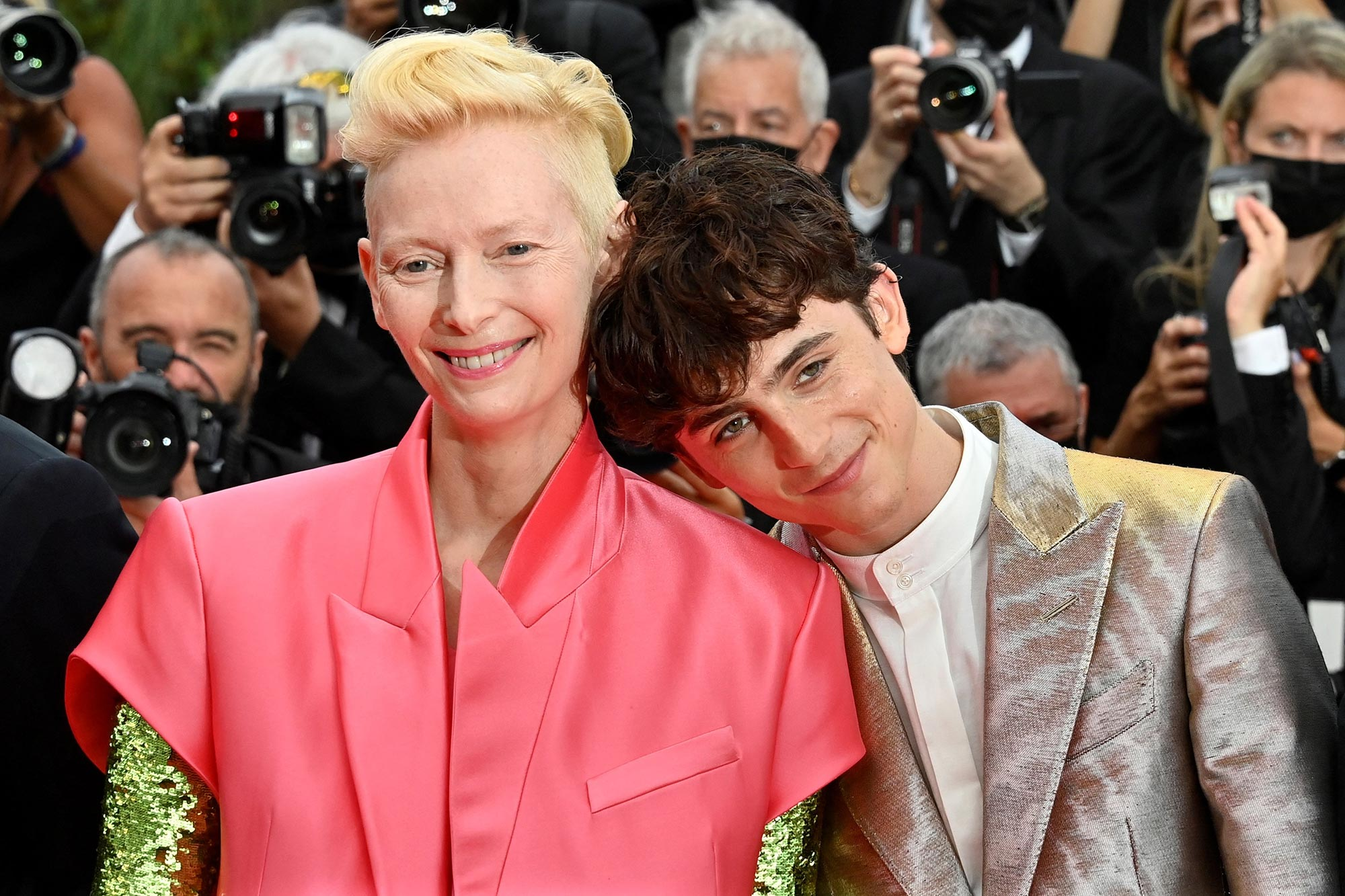 Cannes 2021 Red Carpet