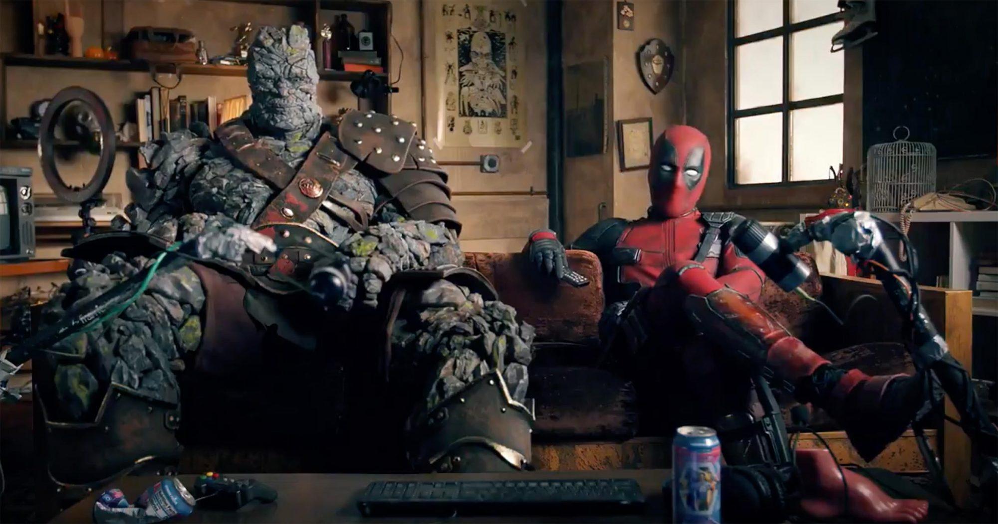 Korg and Deadpool