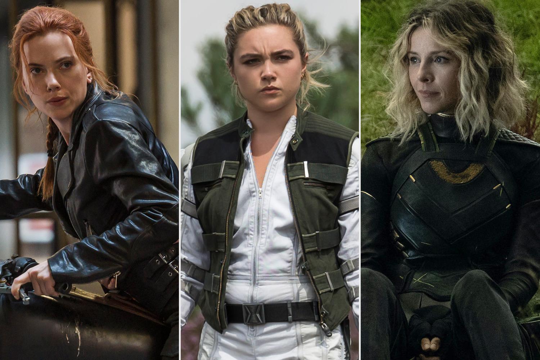 Black Widow, Loki