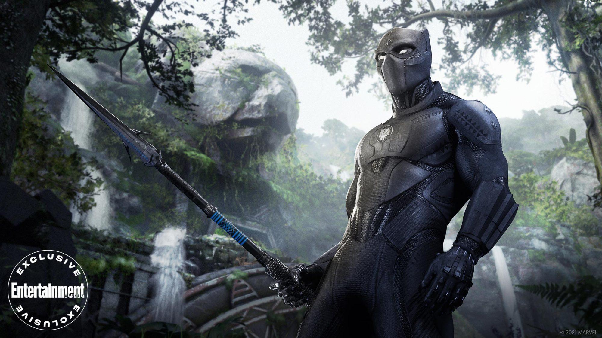 Marvel's Avengers game Black Panther