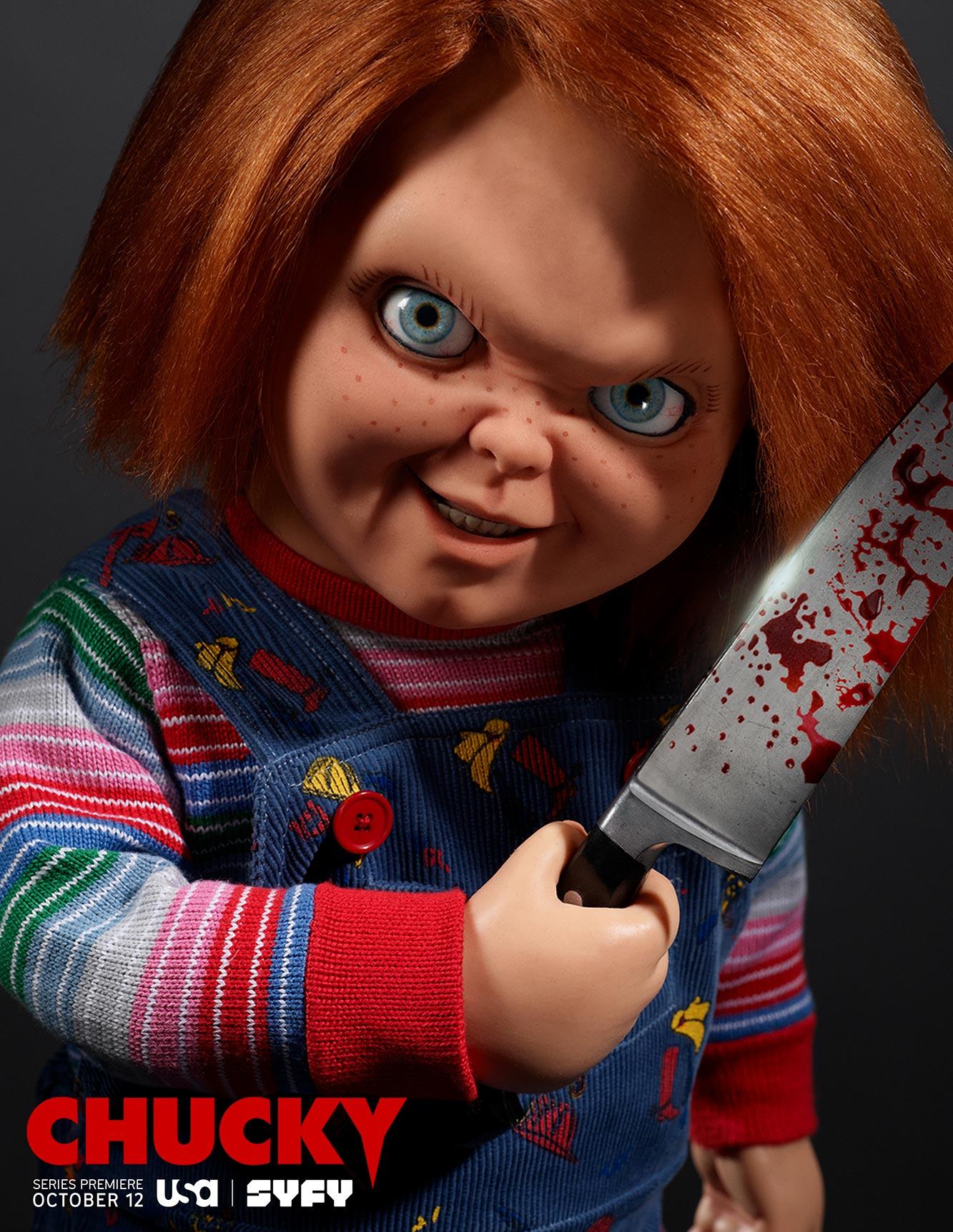 Chucky from the Chucky TV