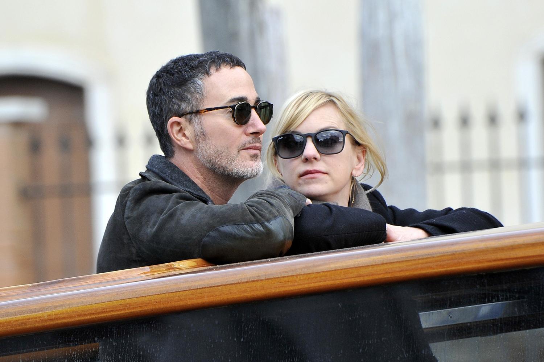 Anna Faris And New Boyfriend Michael Barrett Are Spotted In Venice