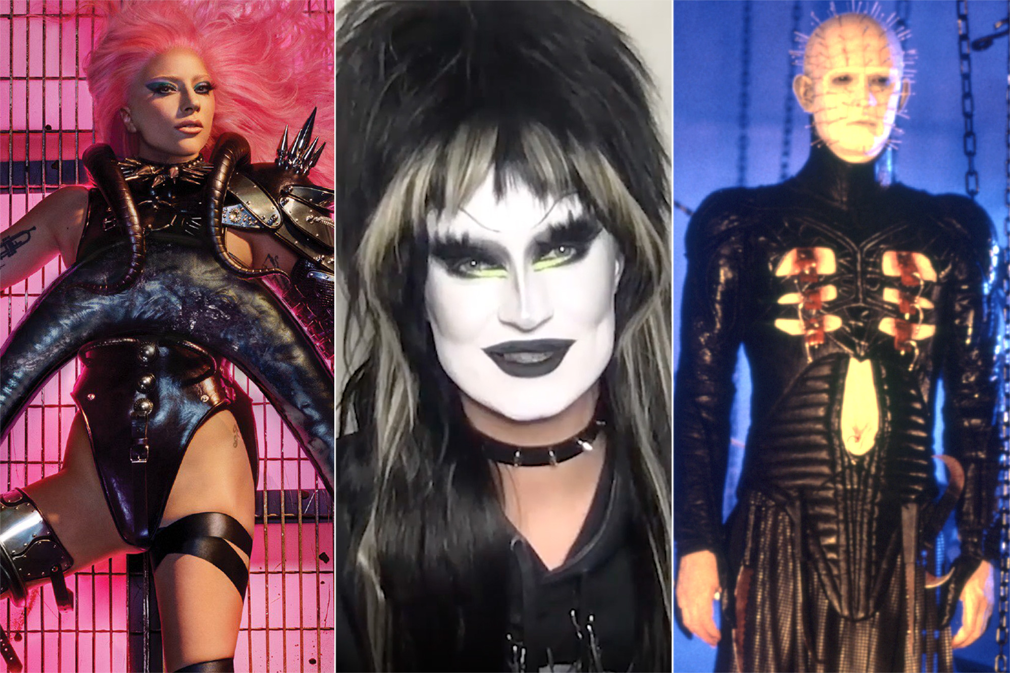 Gottmik reveals obsessions with Lady Gaga, Hellraiser, and more in EW's Celebrity Must List.