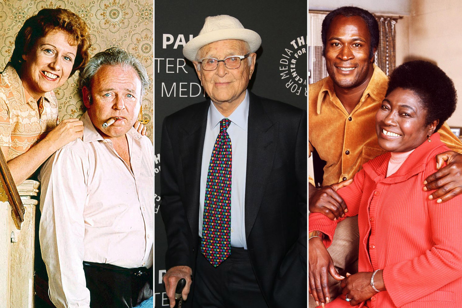 All in the Family, Norman Lear, and The Jeffersons