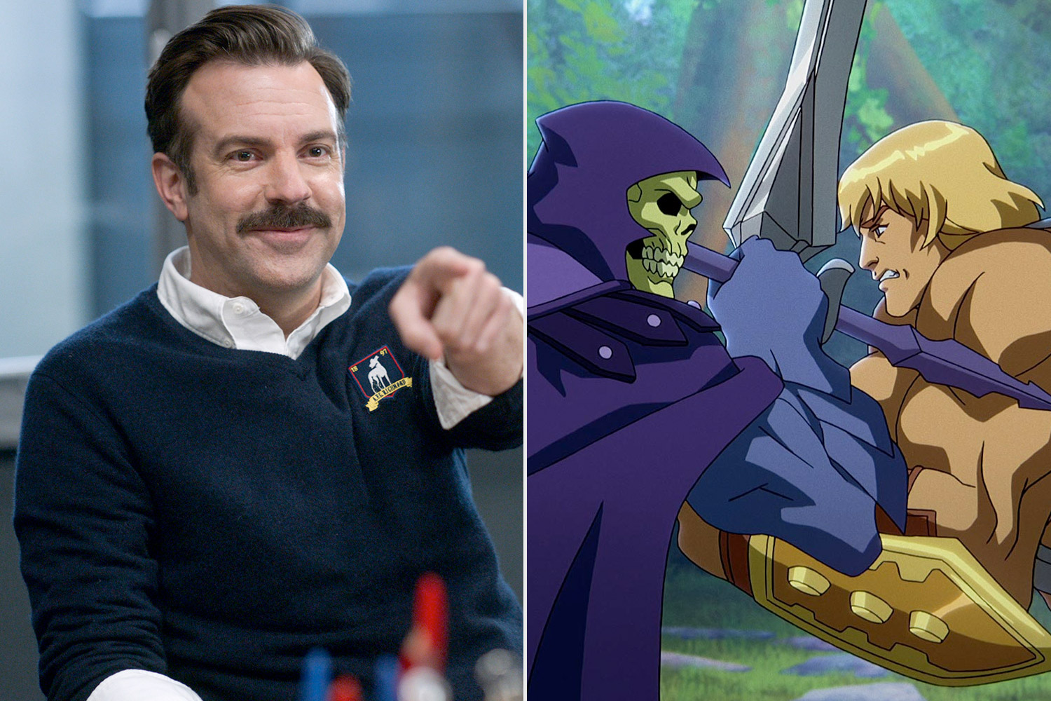 Masters of the Universe, ted lasso