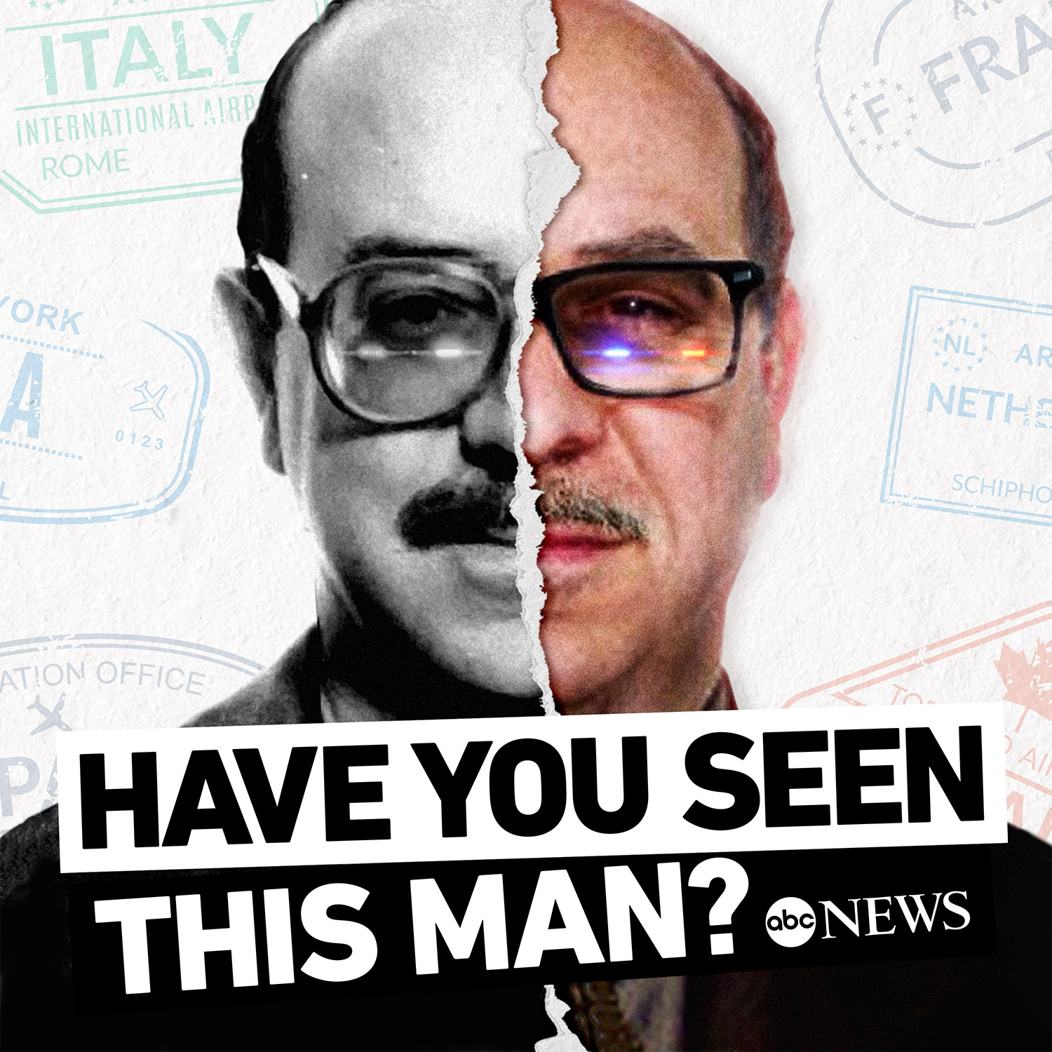 Have You Seen This Man podcast