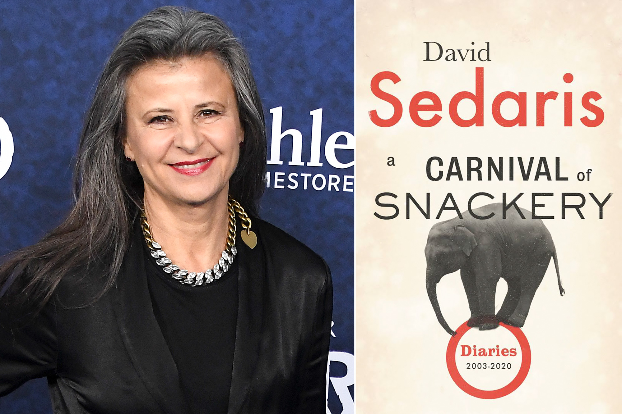 Tracey Ullman, A Carnival of Snackery