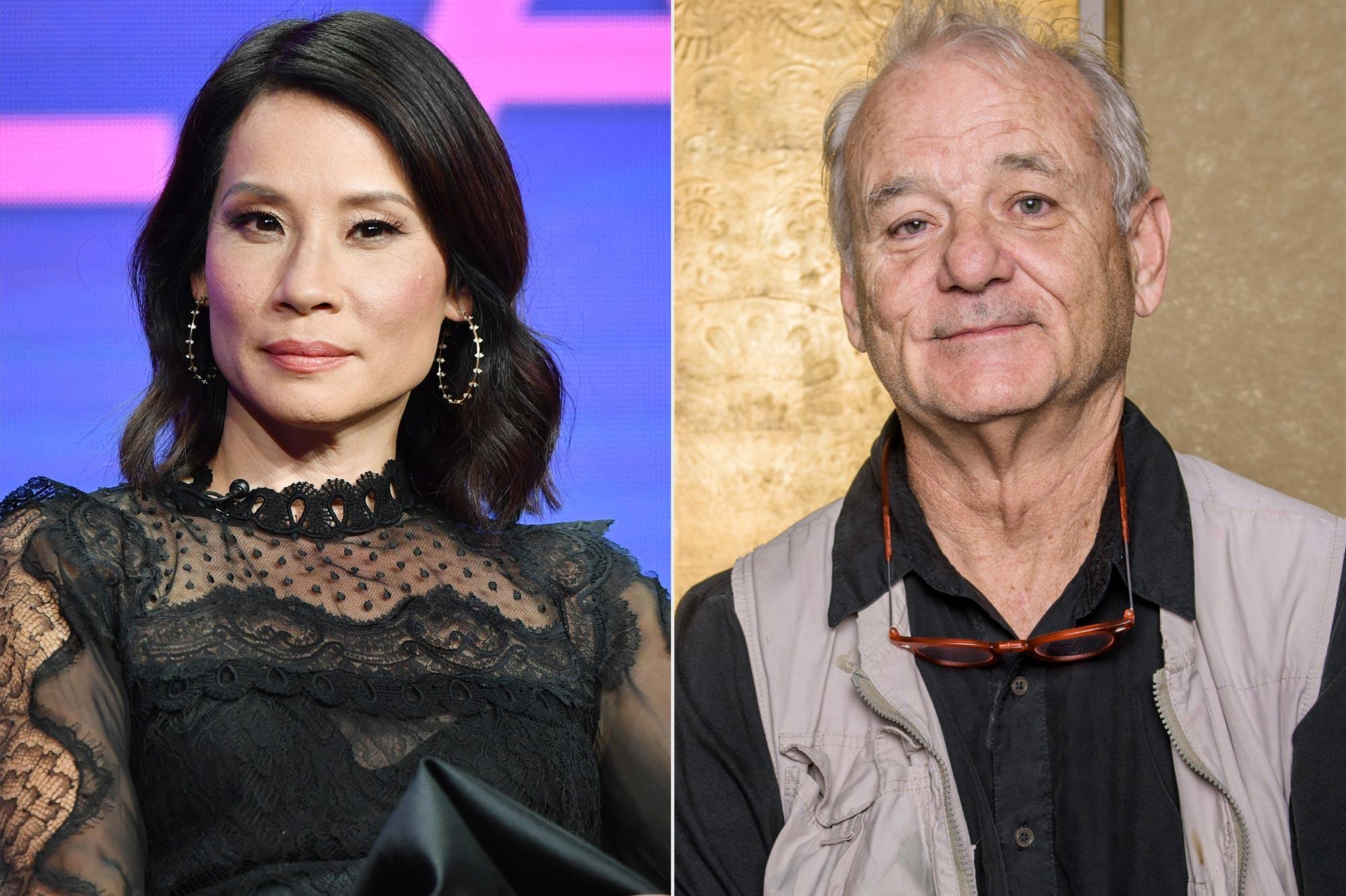 Lucy Liu ; Bill Murray