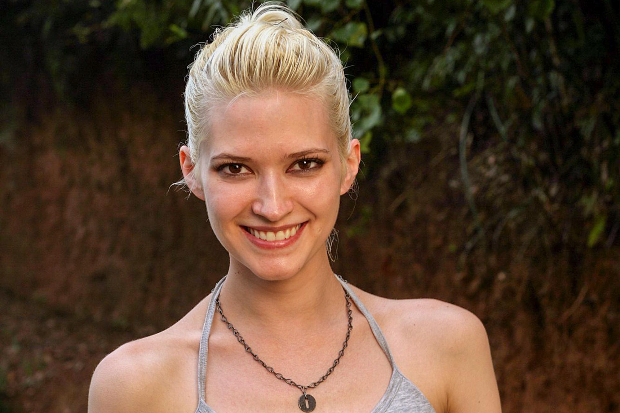 Courtney Yates from Survivor