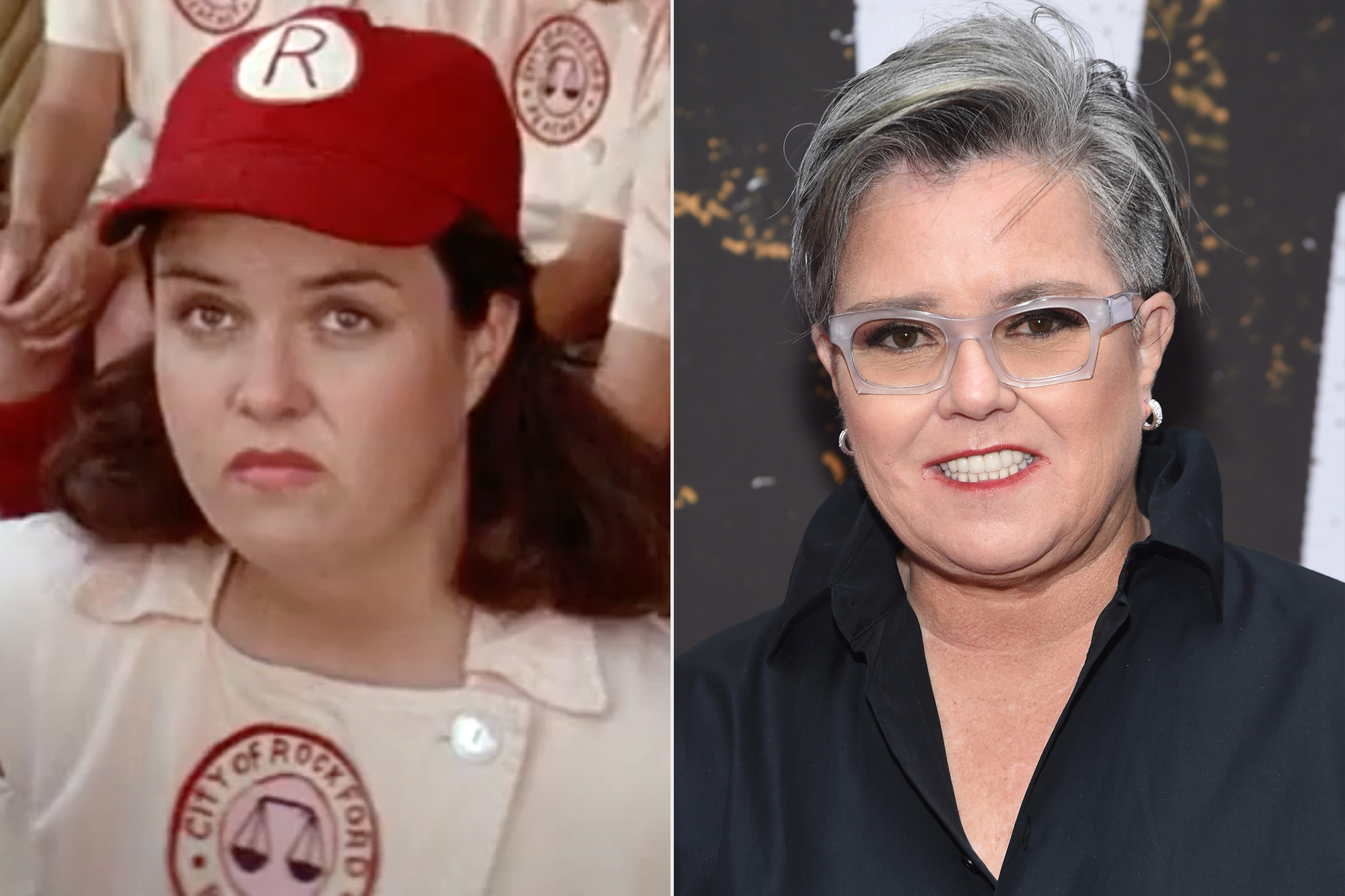 Rosie O'Donnell returning to A League Of Their Own
