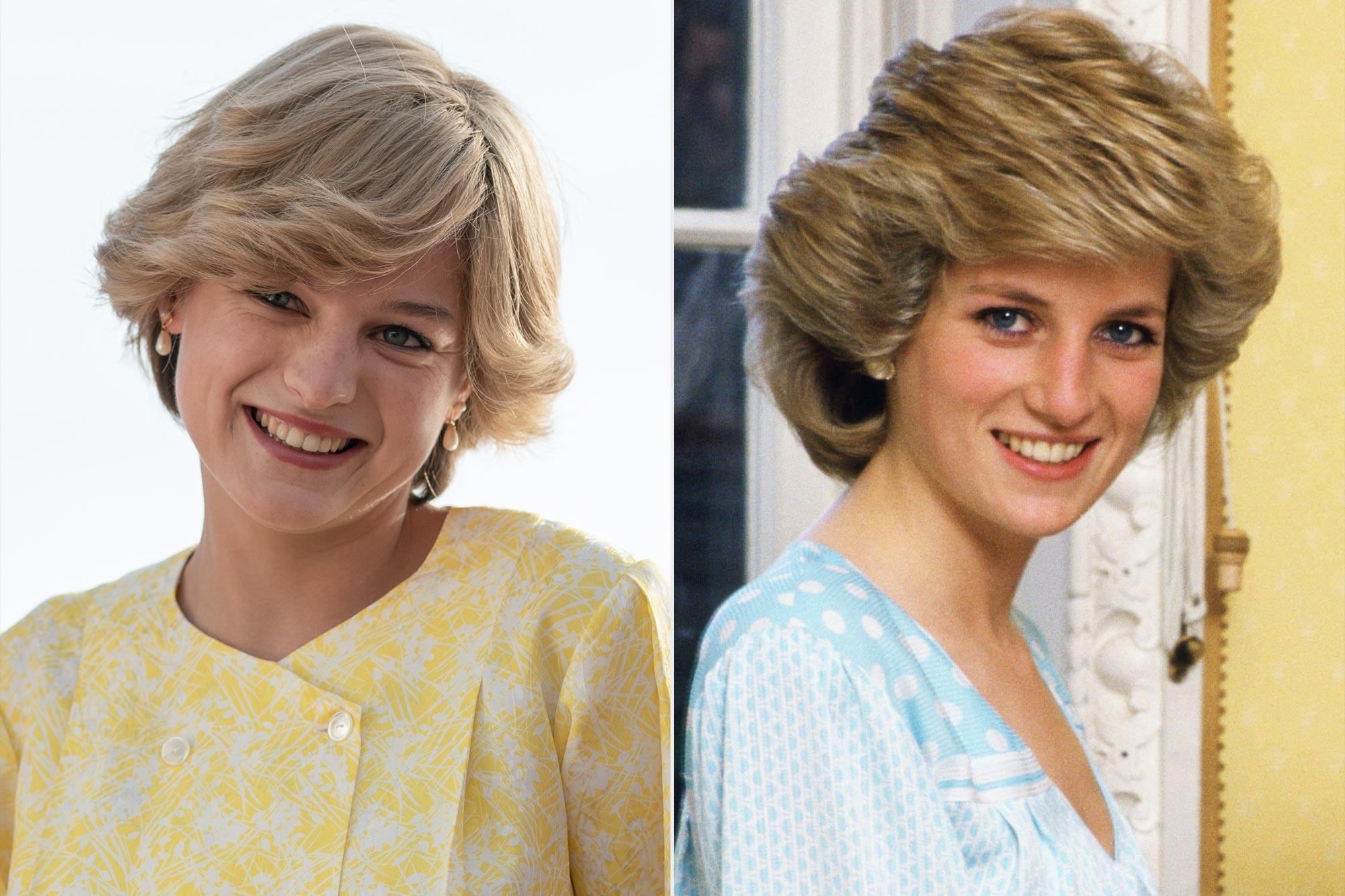 The Crown, Emma Corrin; Princess Diana