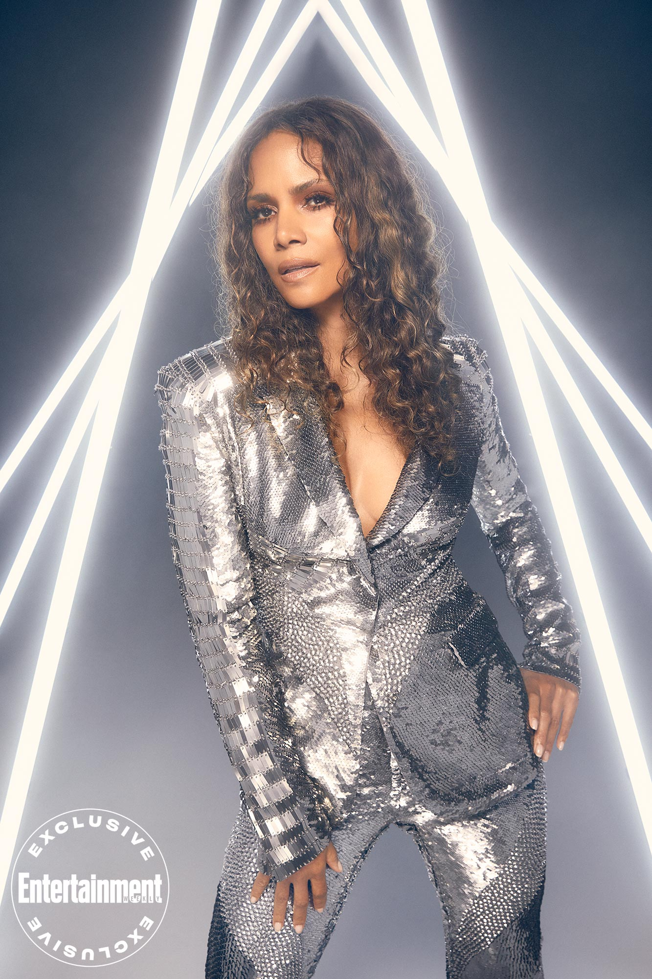 Halle Berry September 2021 Cover