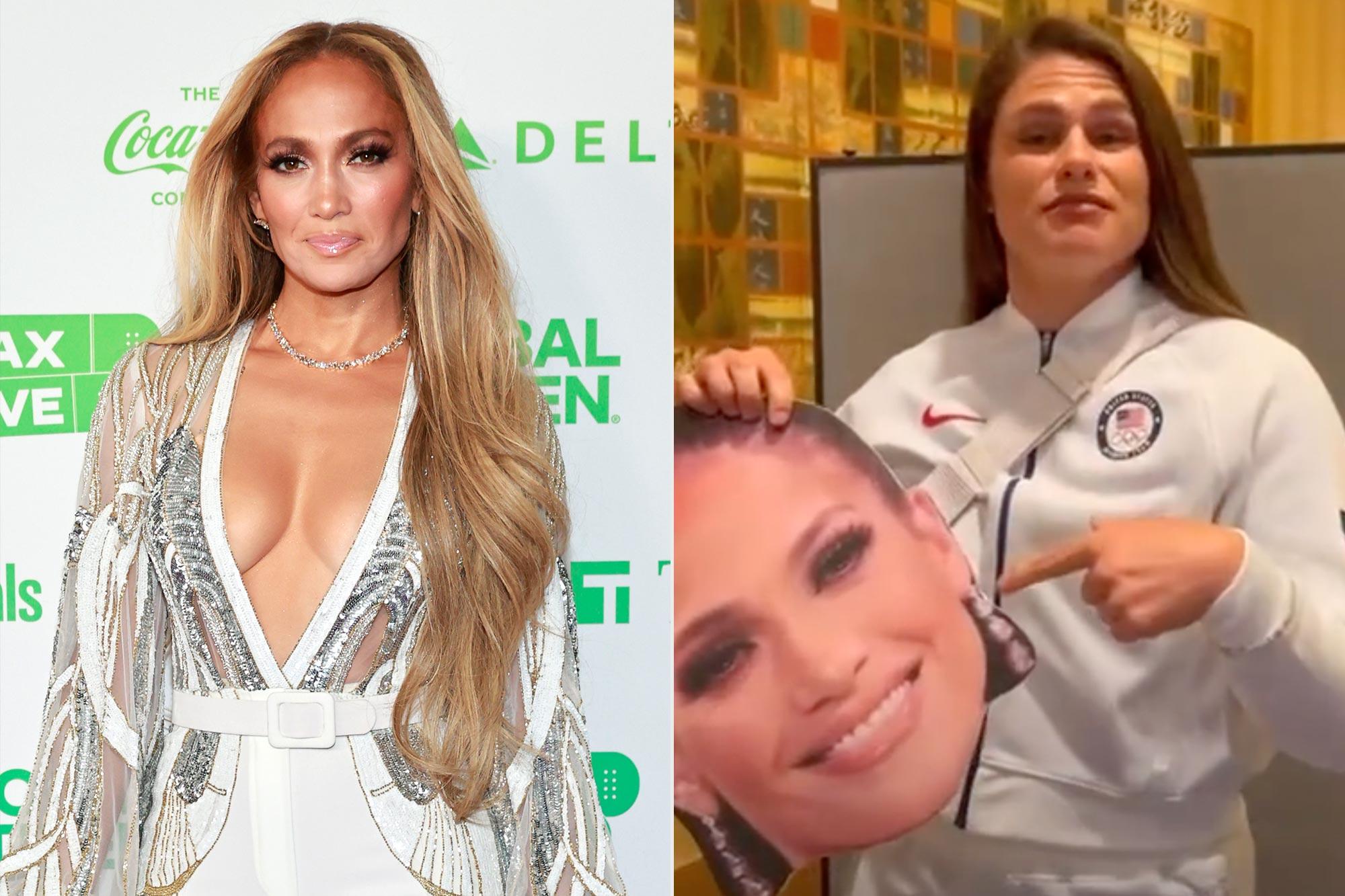 Jennifer Lopez; Illona Maher