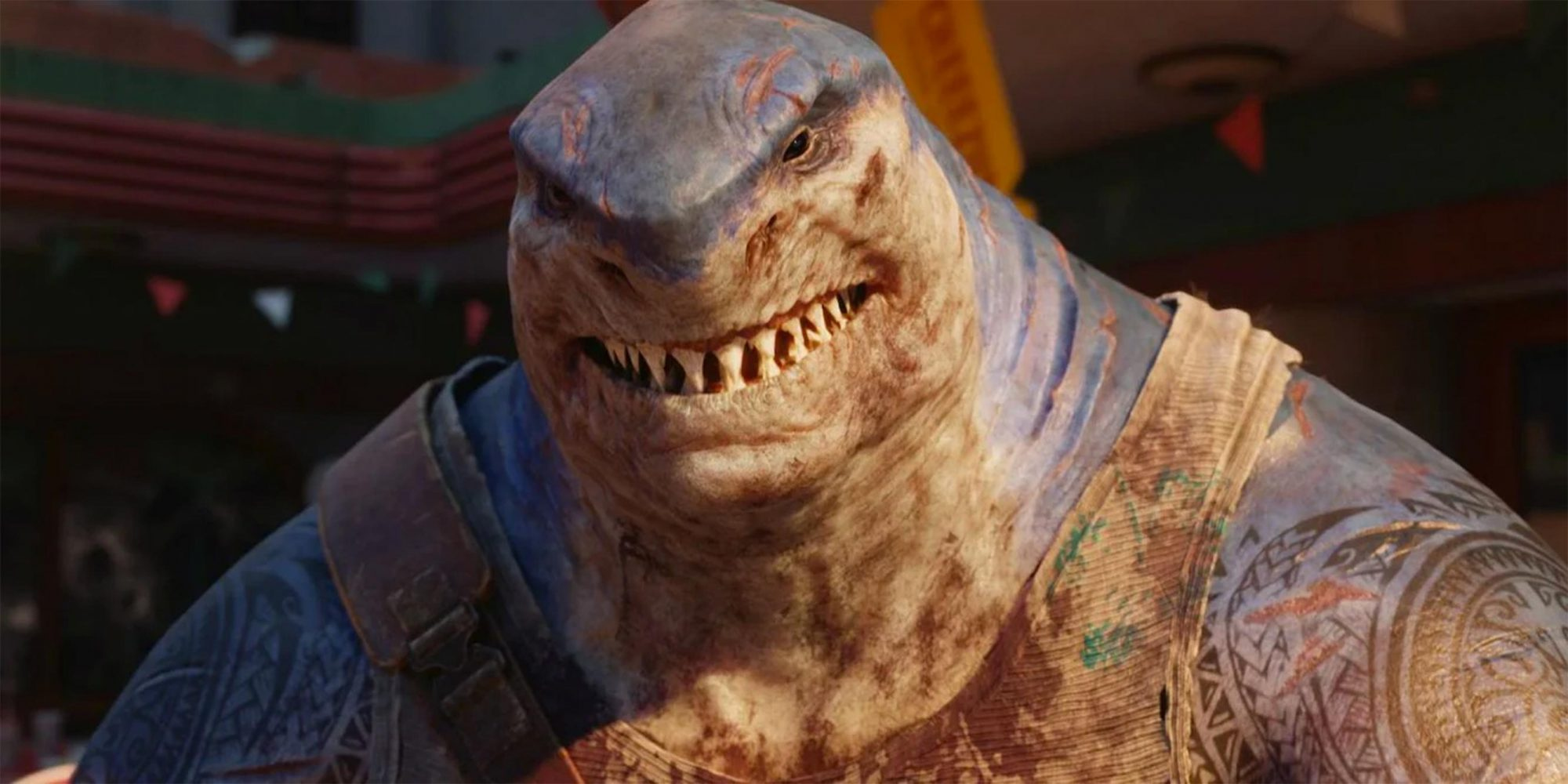 King Shark in Suicide Squad: Kill the Justice League