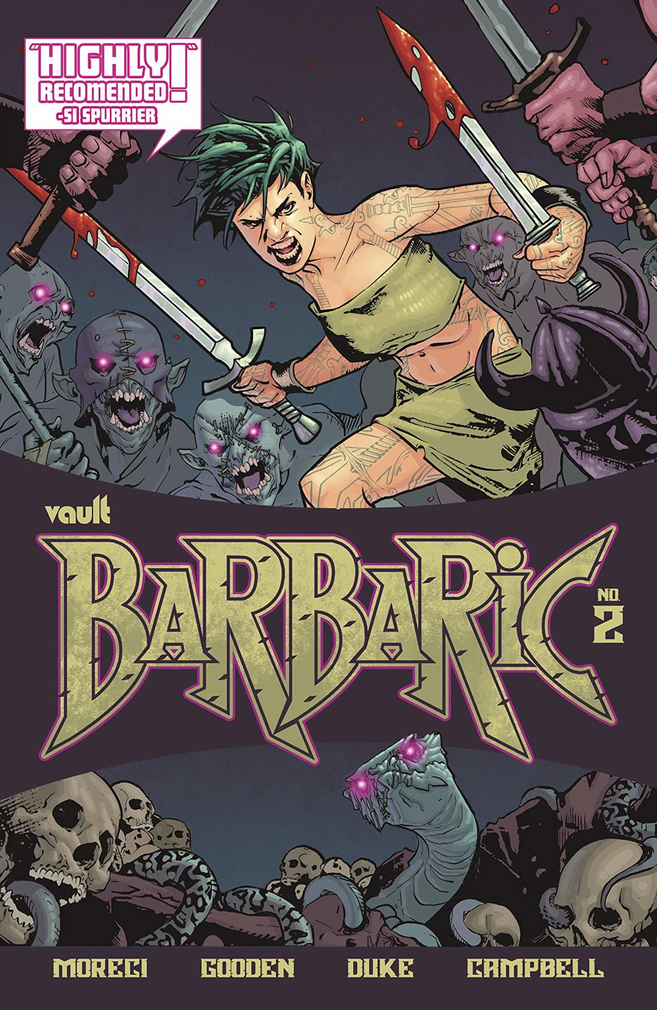 July Comics